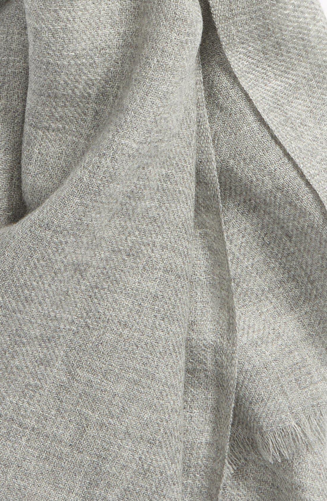 Wool & Cashmere Wrap,                             Alternate thumbnail 44, color,