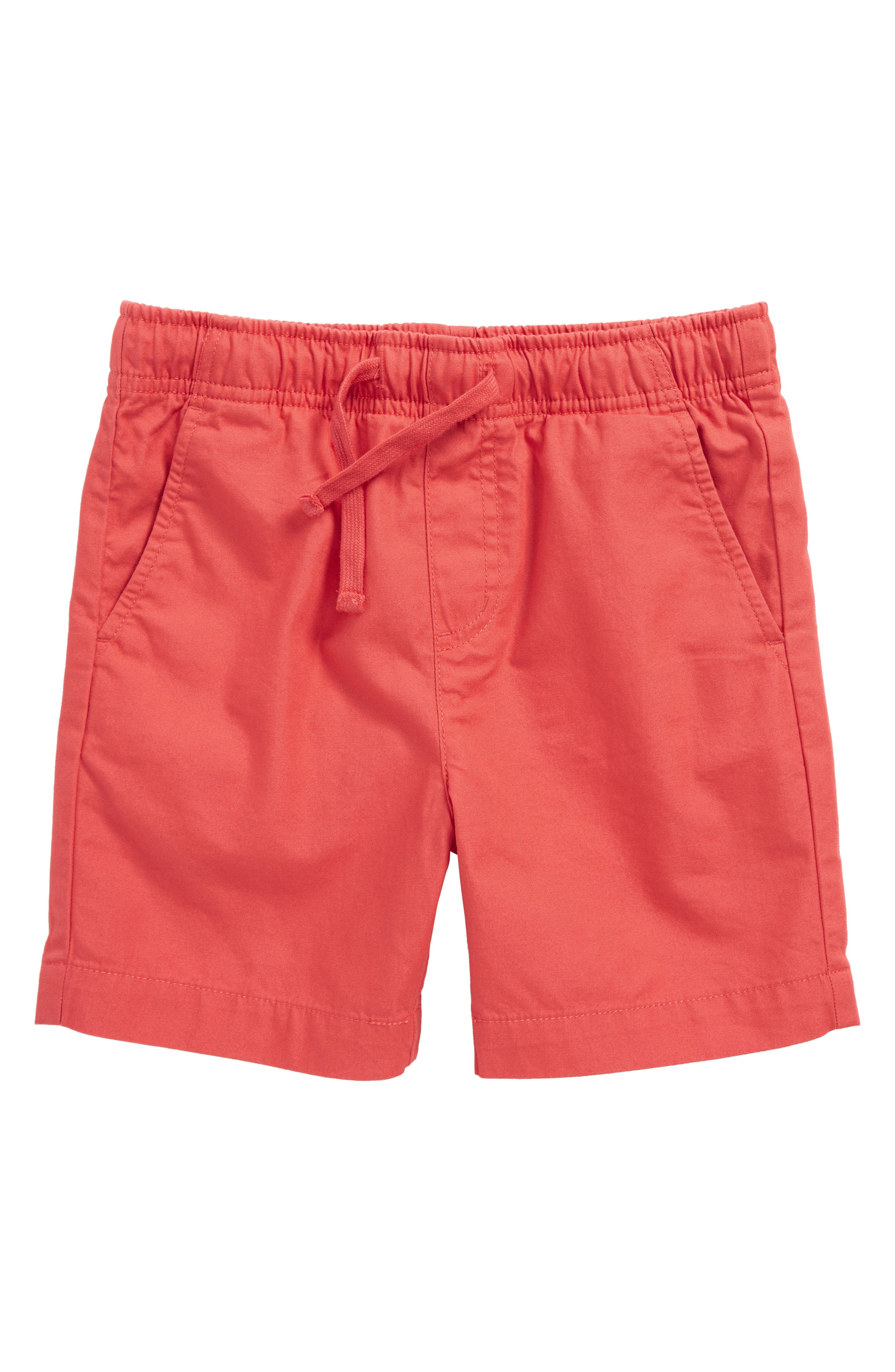 Elastic Waist Shorts,                             Main thumbnail 2, color,