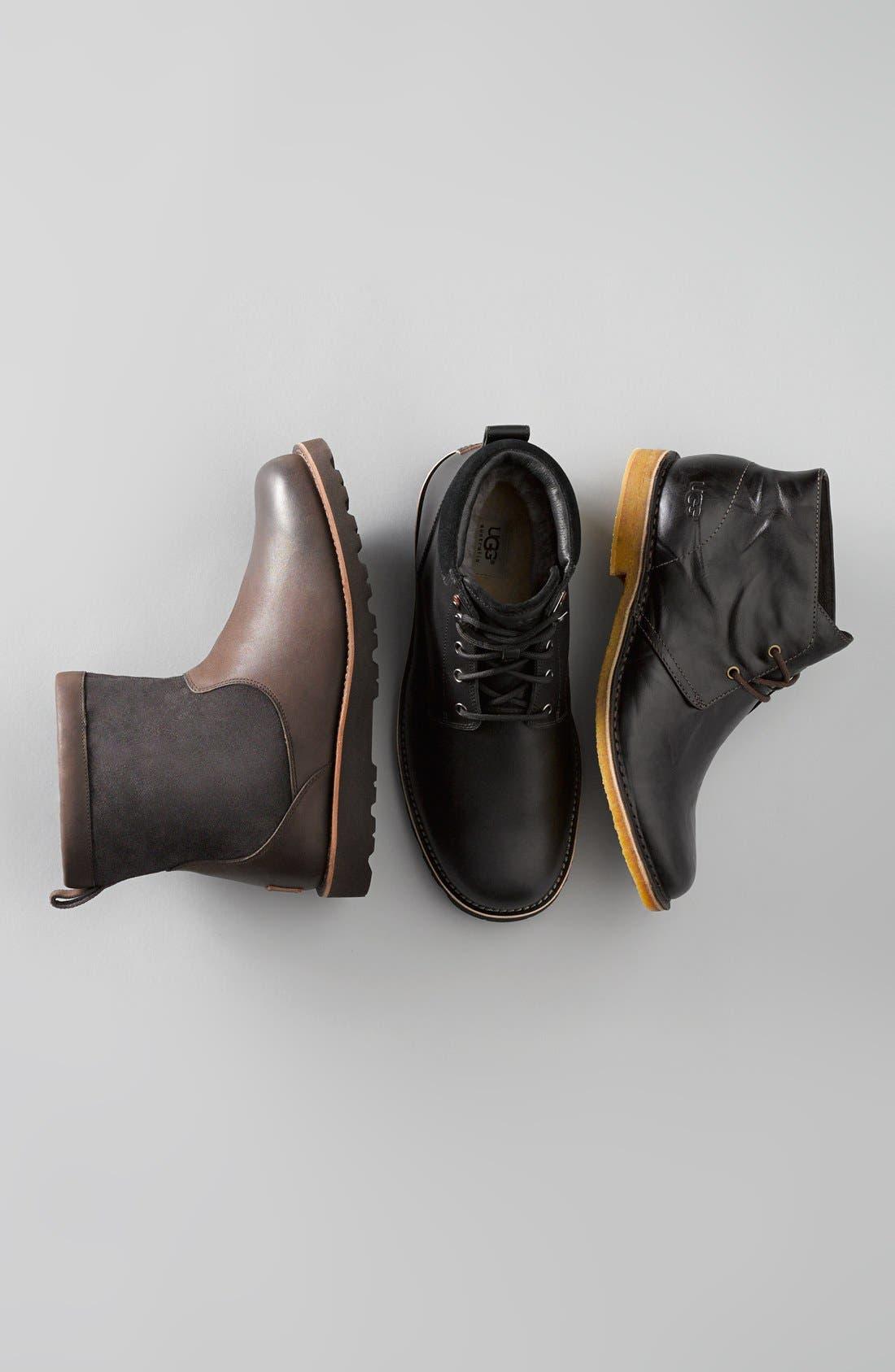 Seton Waterproof Chukka Boot,                             Alternate thumbnail 9, color,                             WHEAT