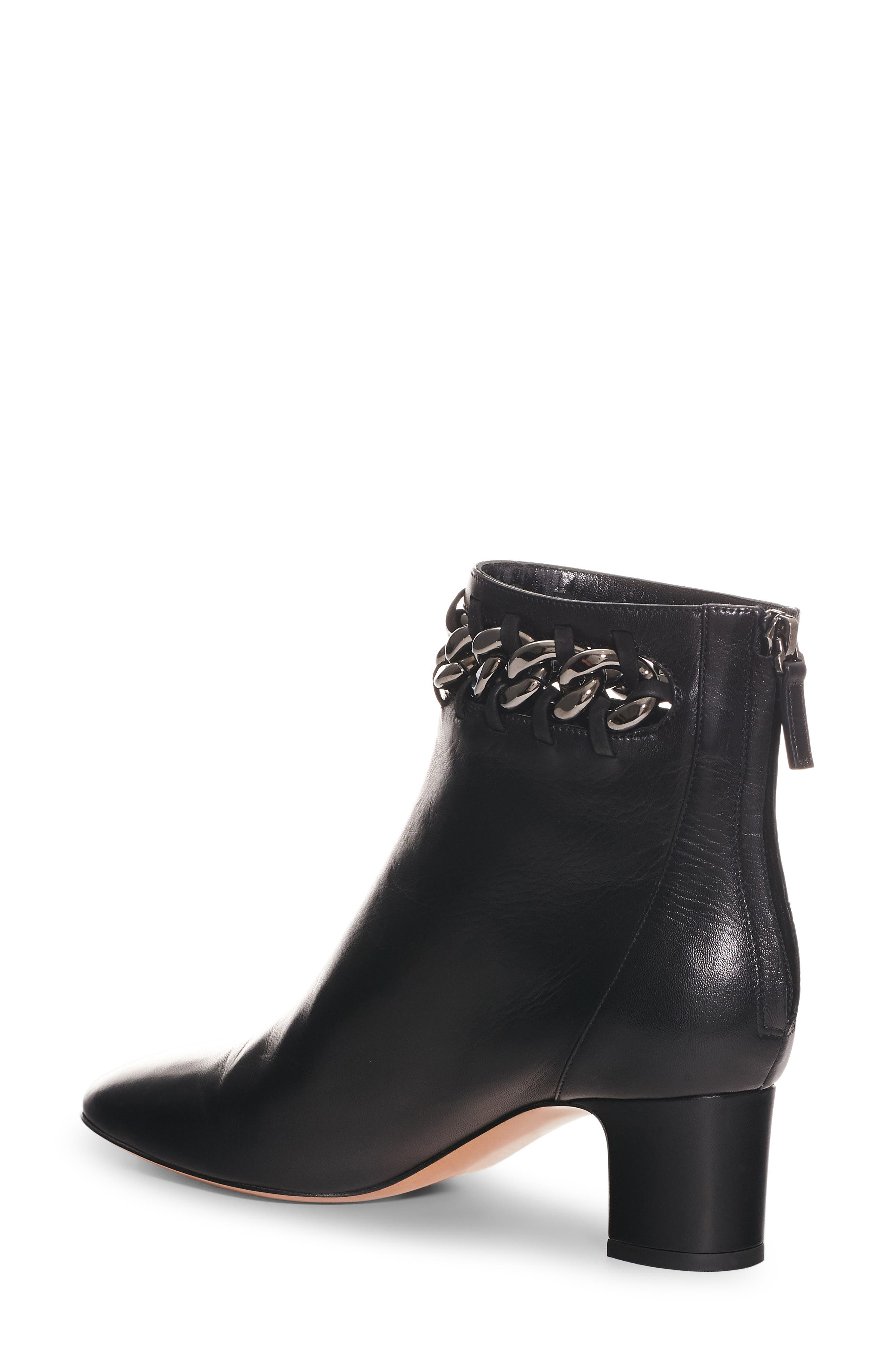 Chain Woven Bootie,                         Main,                         color, 001