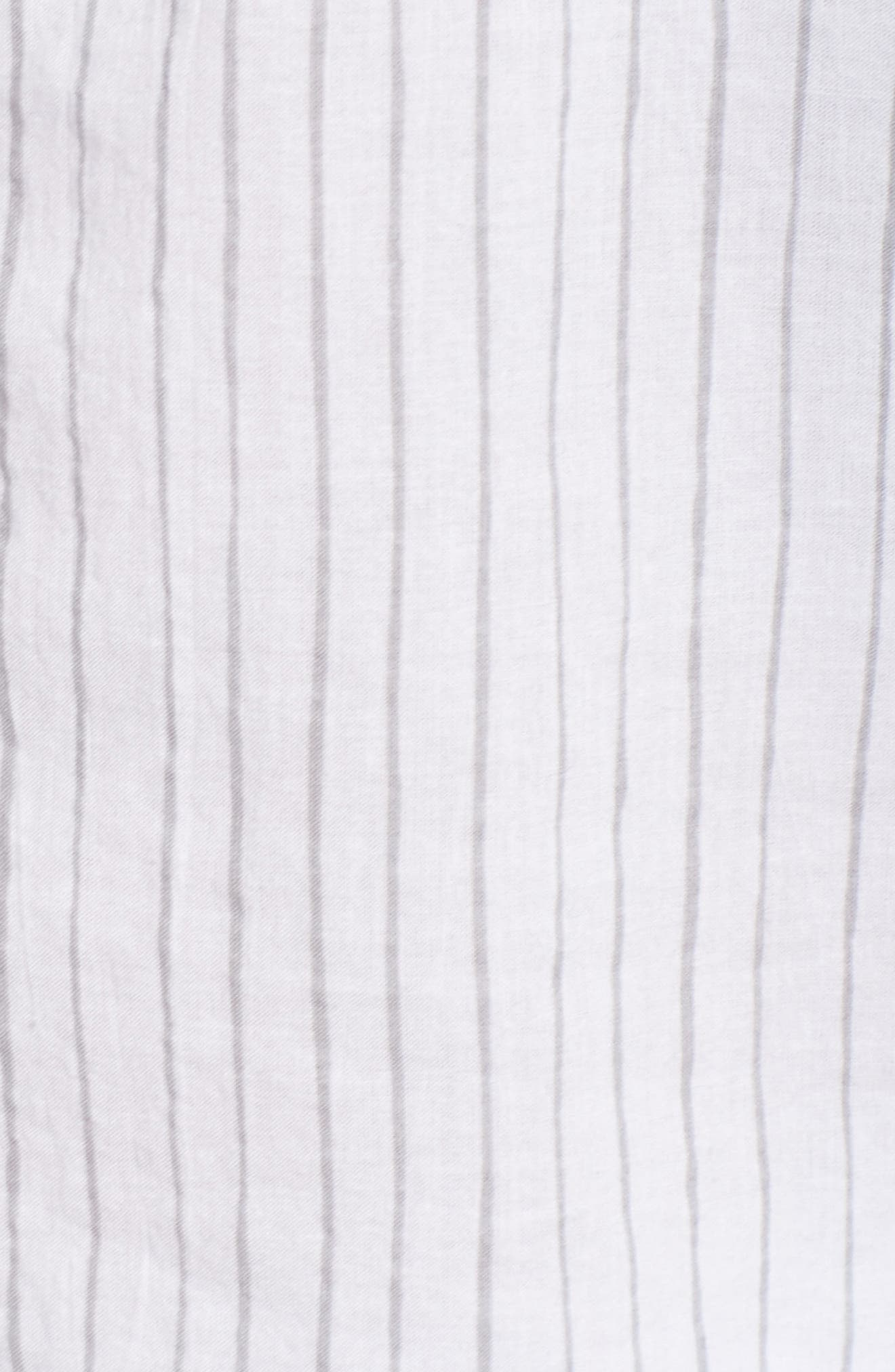 Pinstripe Pajamas,                             Alternate thumbnail 9, color,