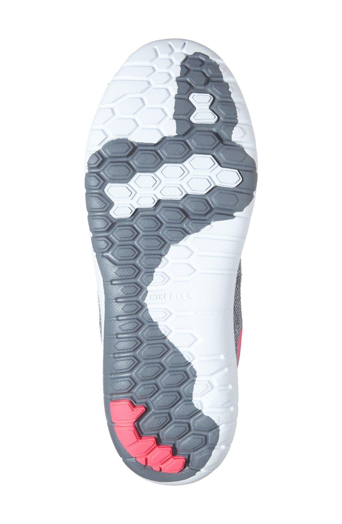 'Flex Fury 2' Athletic Shoe,                             Alternate thumbnail 3, color,                             020
