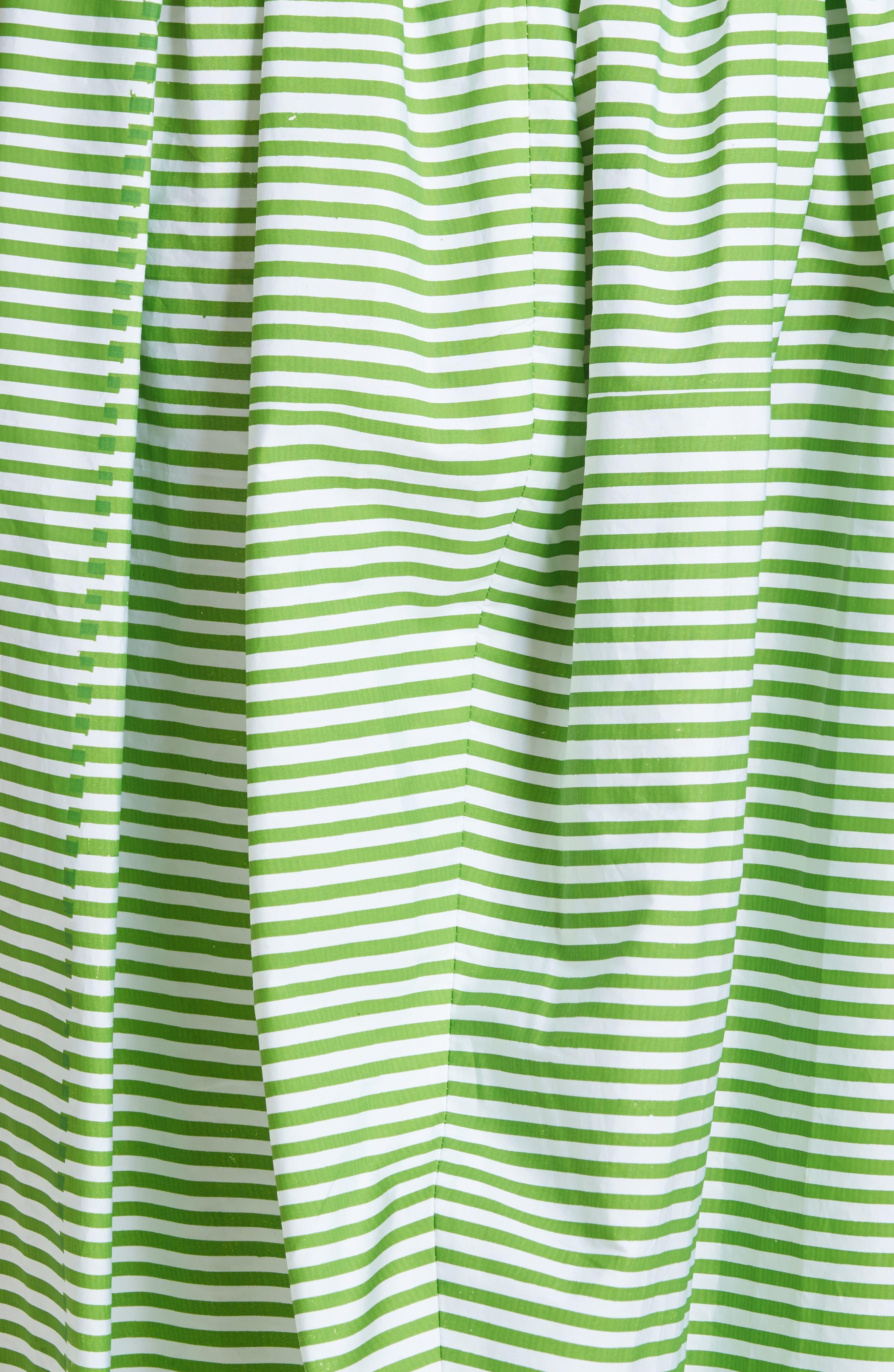 Stripe Ball Skirt,                             Alternate thumbnail 5, color,                             300