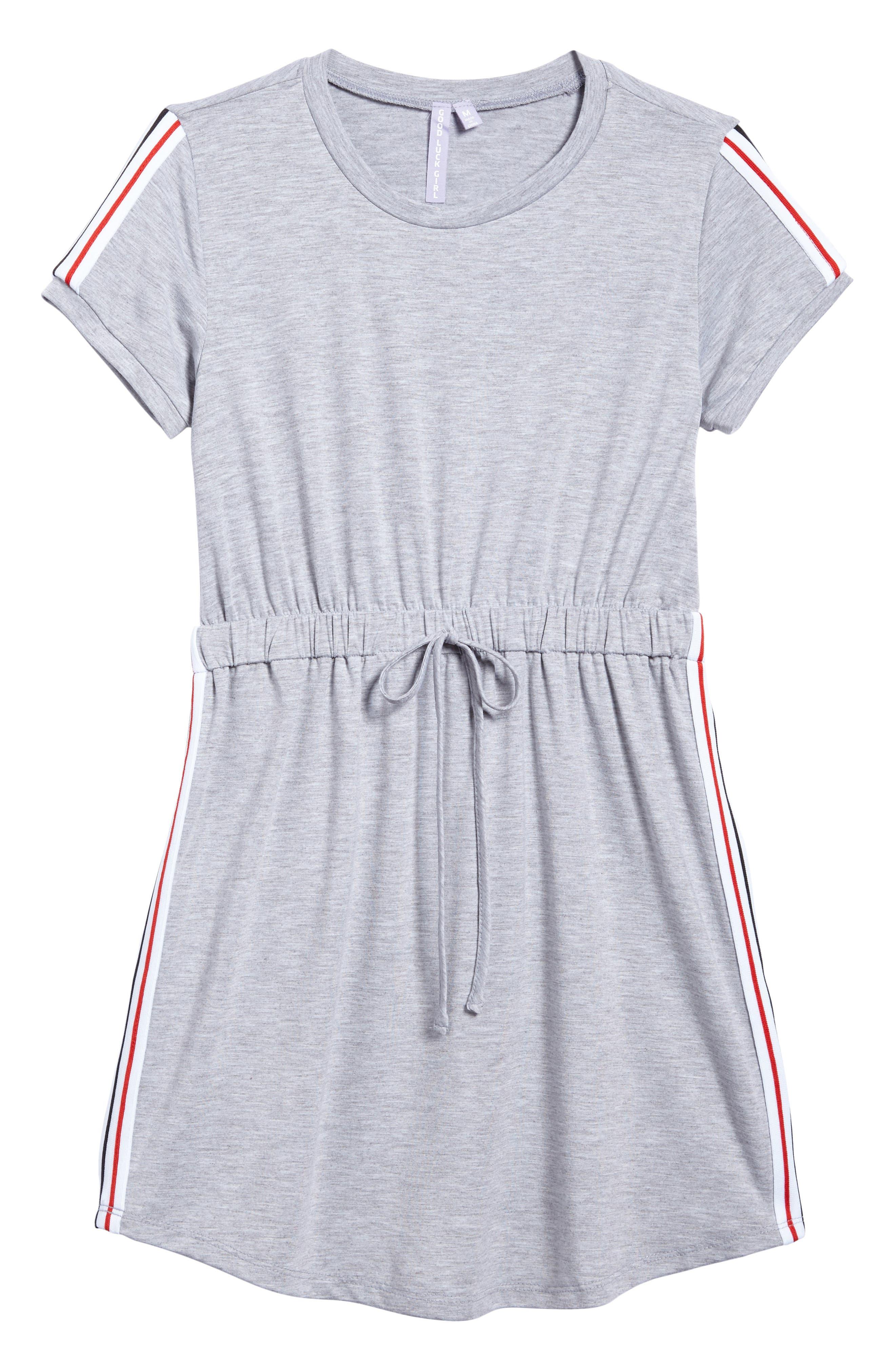Sporty T-Shirt Dress,                         Main,                         color,