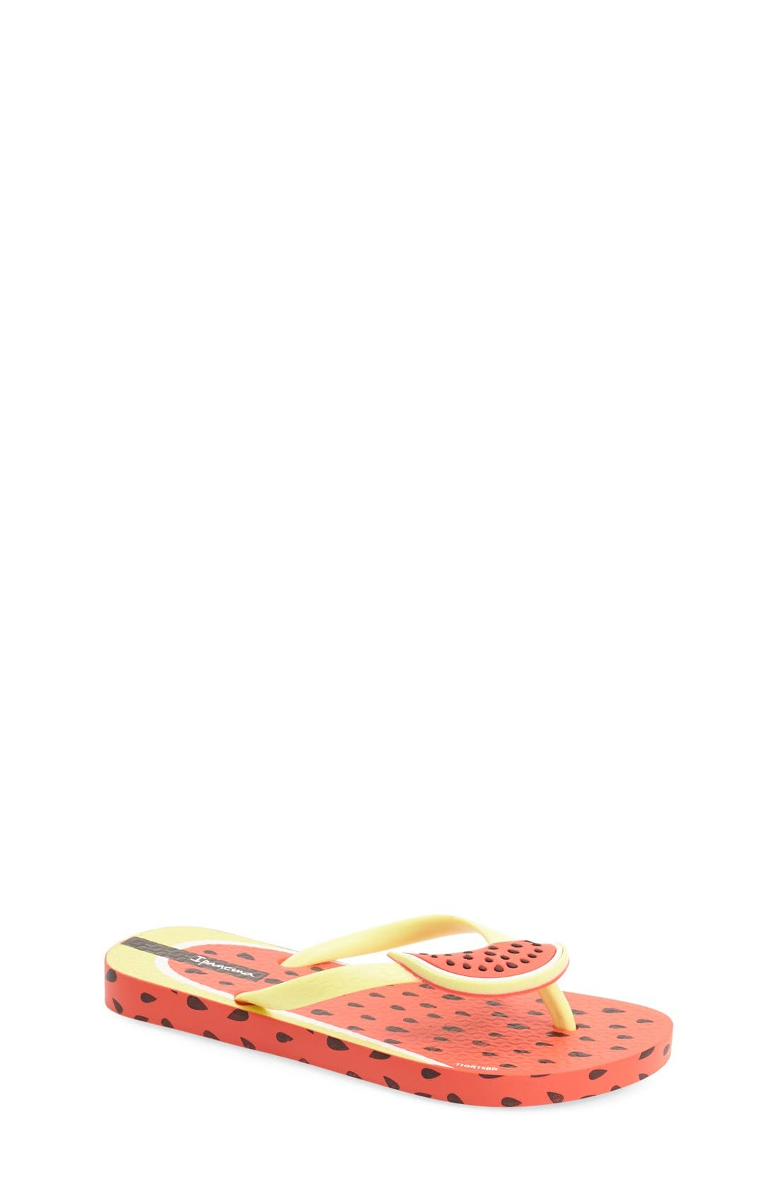 'Tutti Frutti' Flip Flop,                             Alternate thumbnail 2, color,                             600
