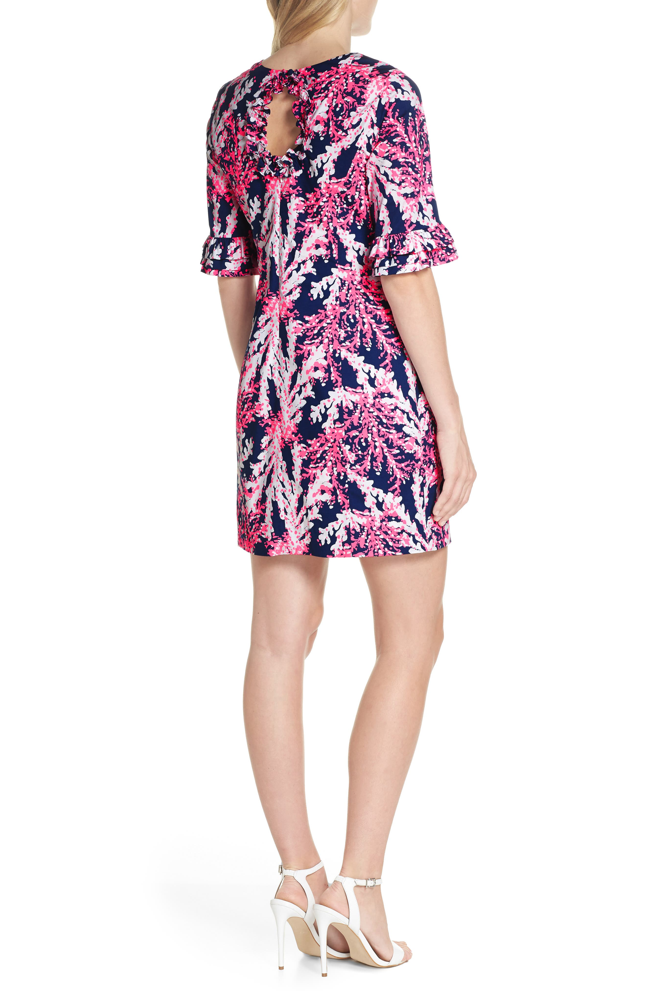 LILLY PULITZER<SUP>®</SUP>,                             Fiesta Stretch Sheath Dress,                             Alternate thumbnail 2, color,                             475