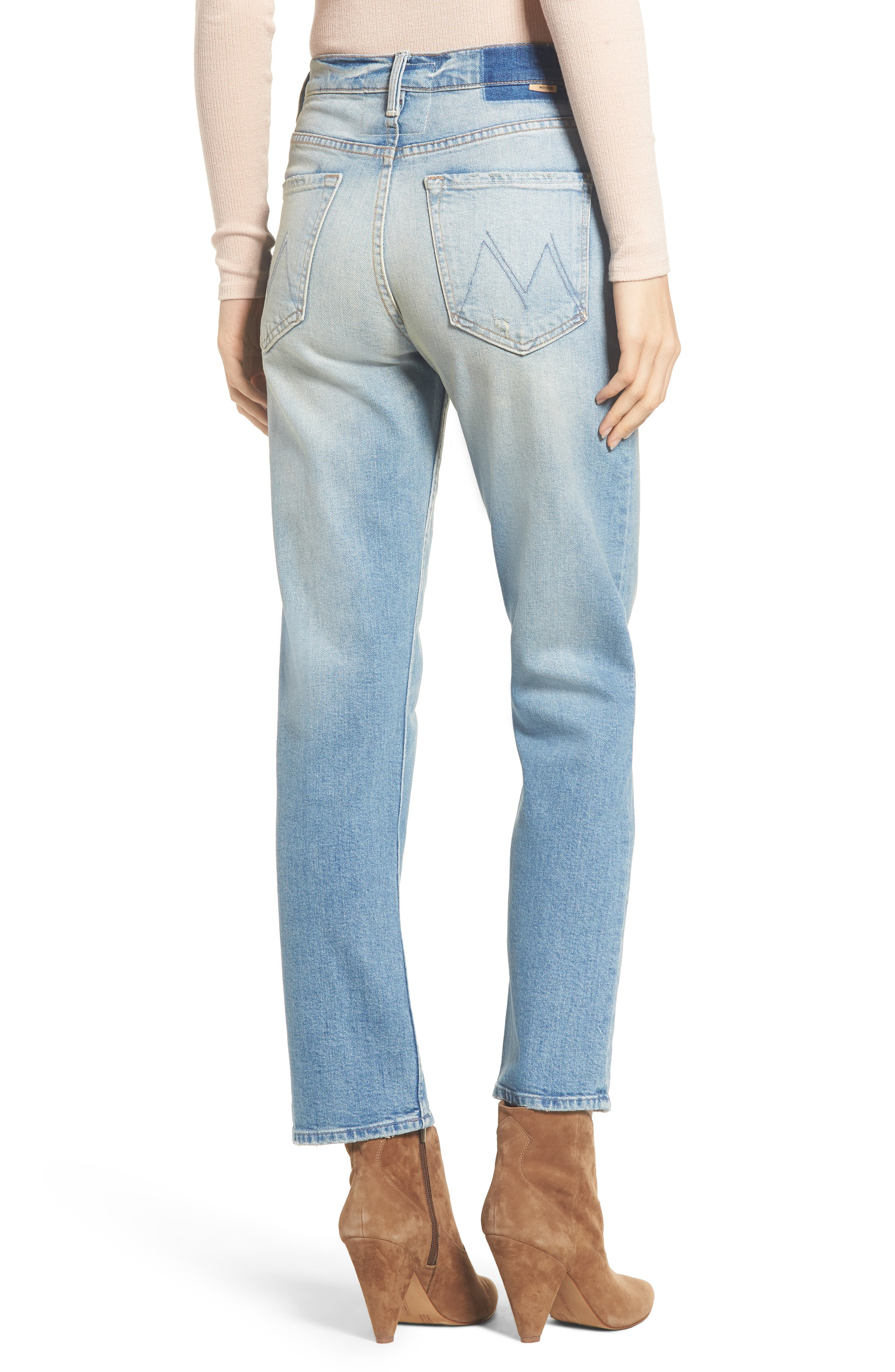 The Tomcat Ankle Straight Leg Jeans,                             Alternate thumbnail 2, color,                             GOSPEL GRACE