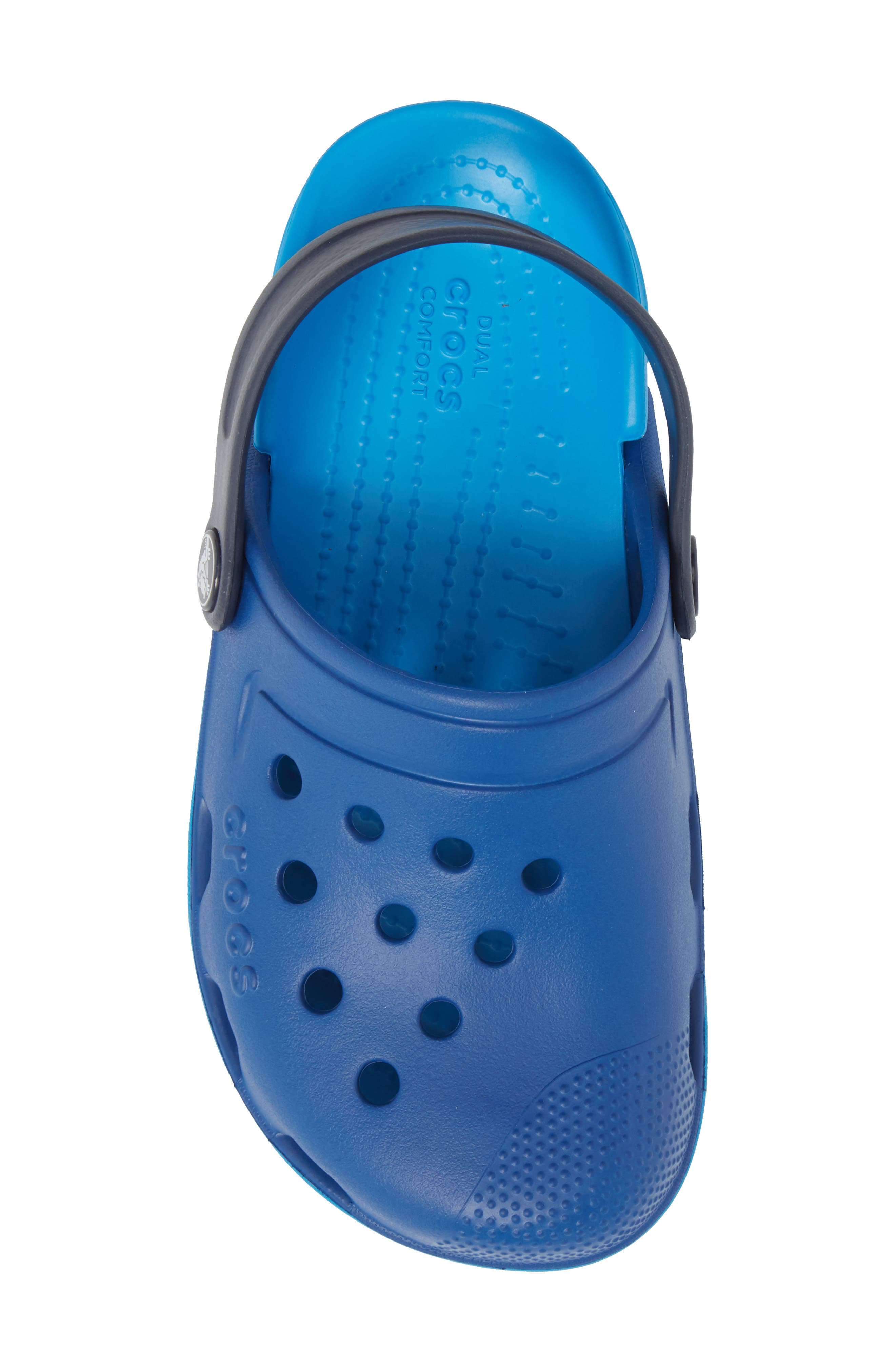 CROCS<SUP>™</SUP>,                             Electro III Slip-On,                             Alternate thumbnail 5, color,                             432