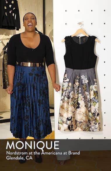 Molyka Gem Gardens Bow Dress, sales video thumbnail