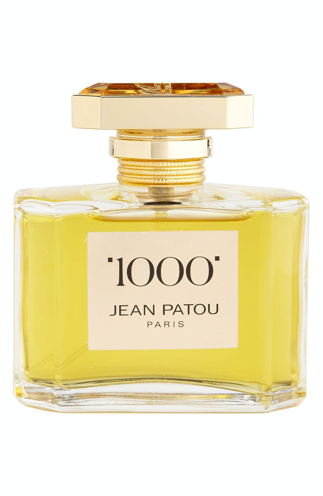 JEAN PATOU,                             1000 by Jean Patou Eau de Parfum Jewel Spray,                             Main thumbnail 1, color,                             NO COLOR