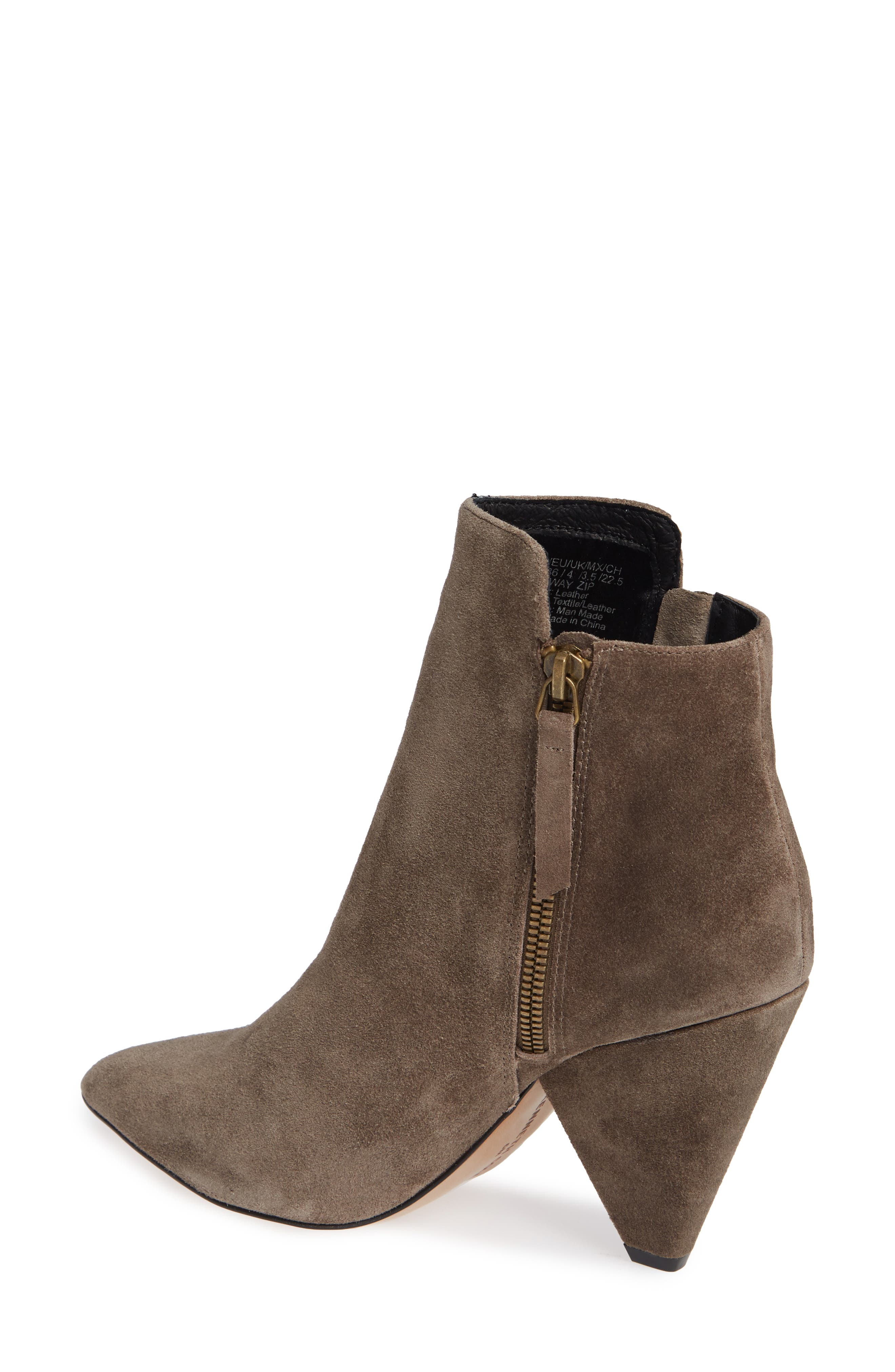 KENNETH COLE NEW YORK,                             Galway Bootie,                             Alternate thumbnail 2, color,                             063