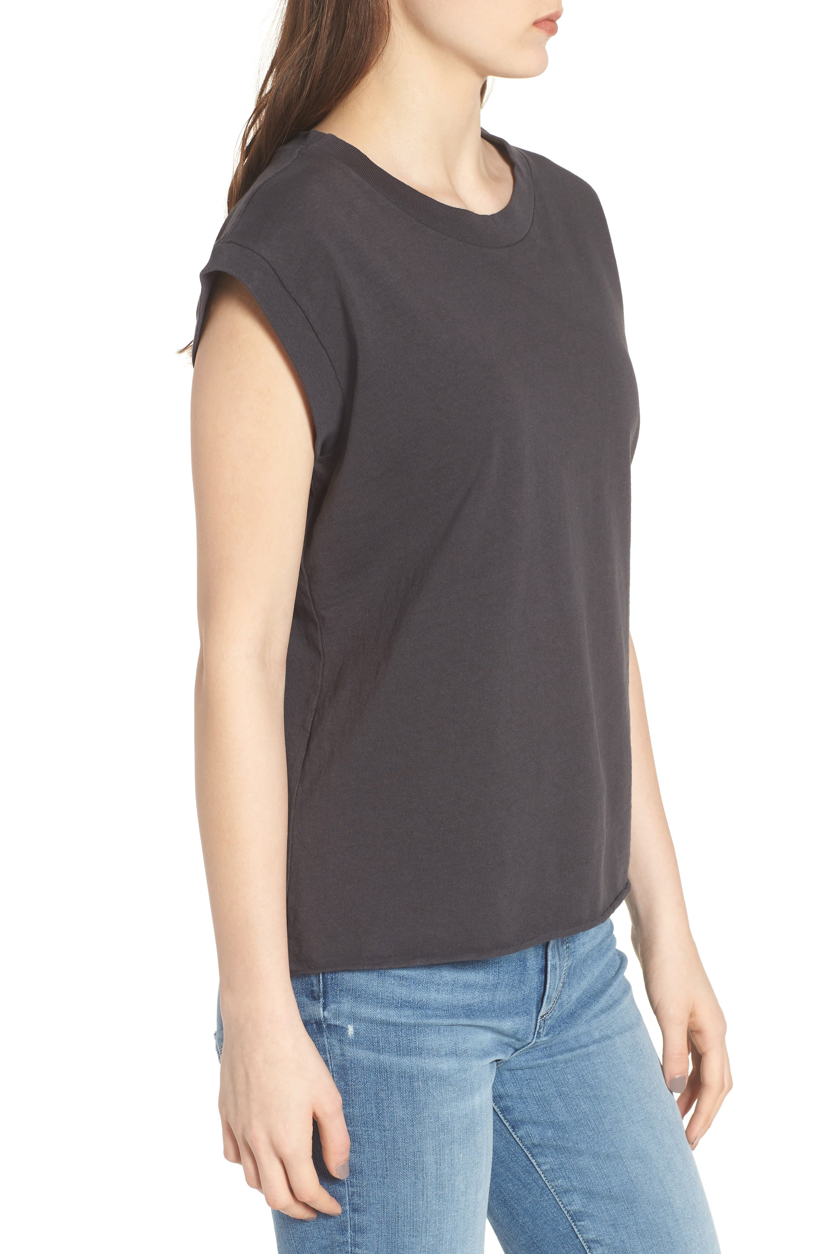 Muscle Tee,                             Alternate thumbnail 3, color,                             020