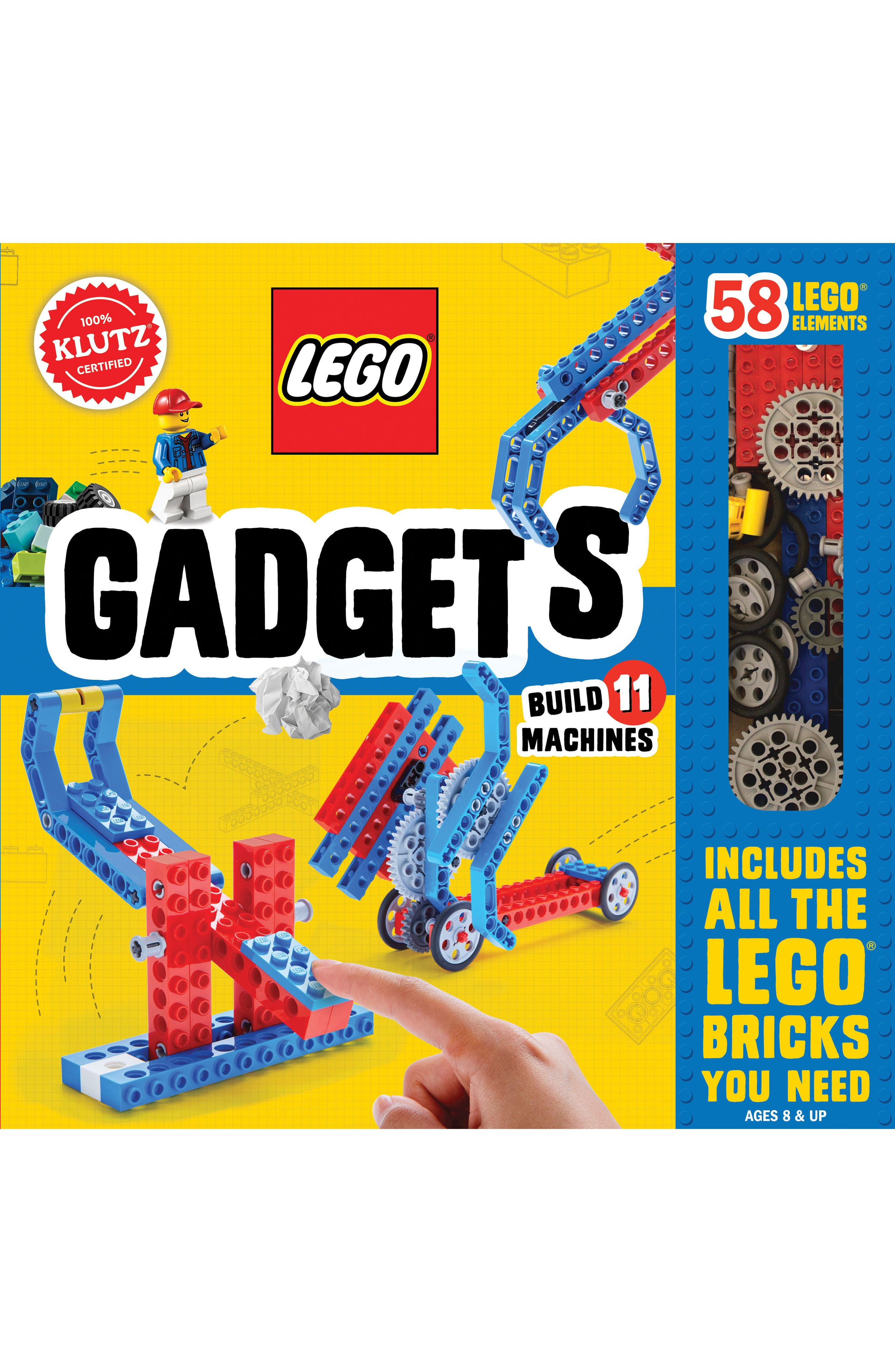 LEGO<sup>®</sup> Gadgets Activity Set,                             Main thumbnail 1, color,                             NONE