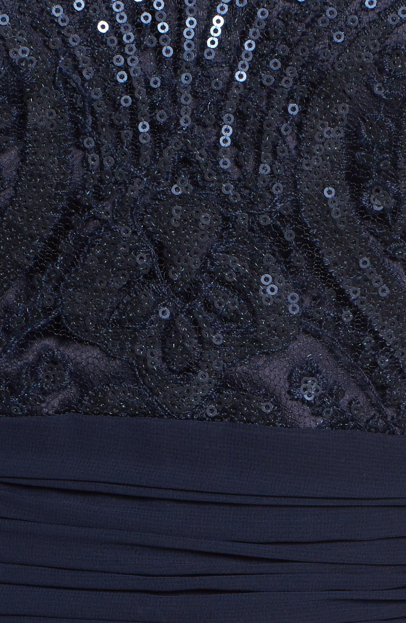 Lace Bodice Gown,                             Alternate thumbnail 20, color,