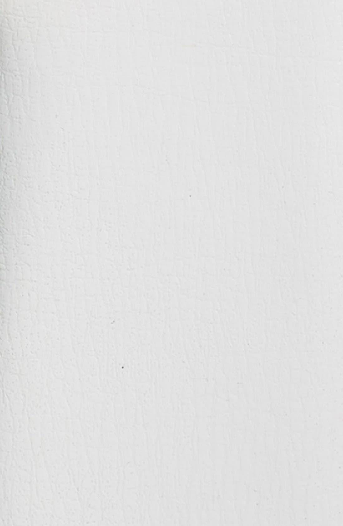 Reversible Leather Belt,                             Alternate thumbnail 3, color,                             100
