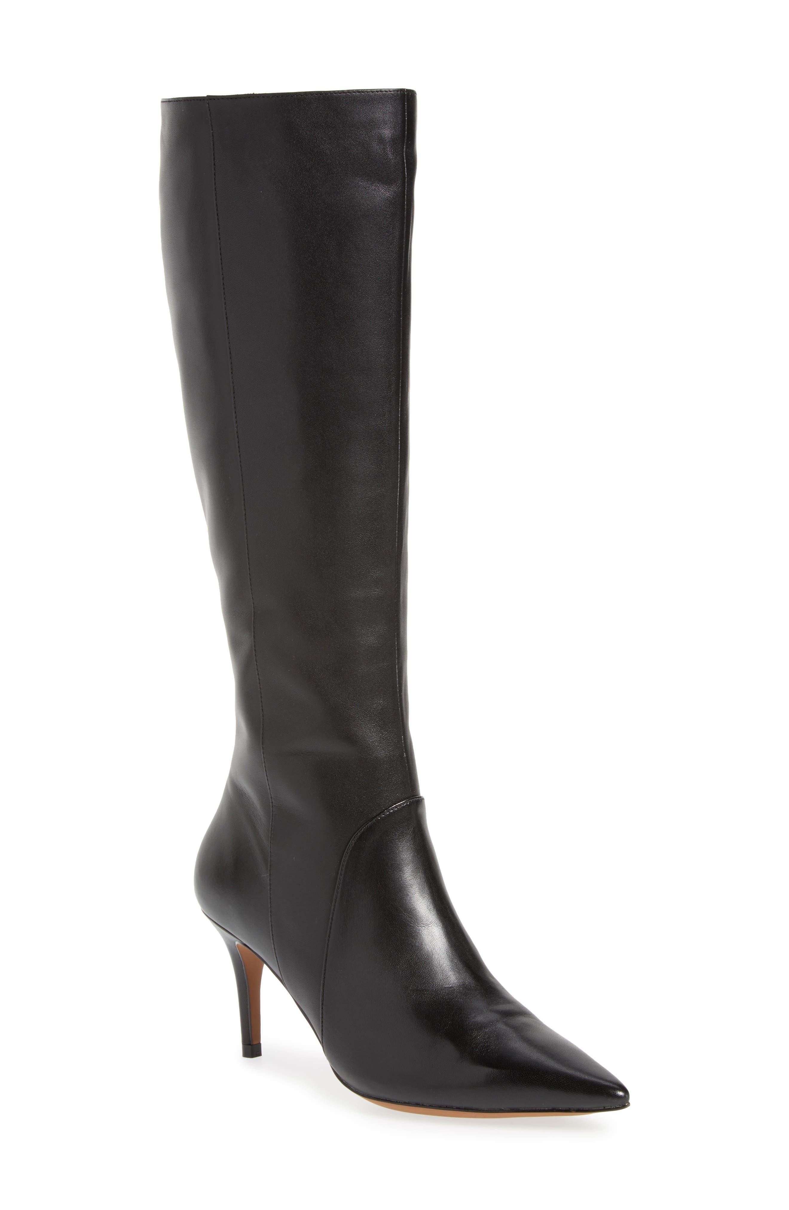 Linea Paolo Perfect Boot- Black