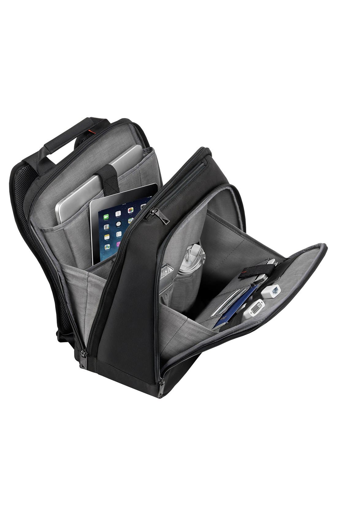 Verb - Activate Backpack,                             Alternate thumbnail 3, color,                             BLACK