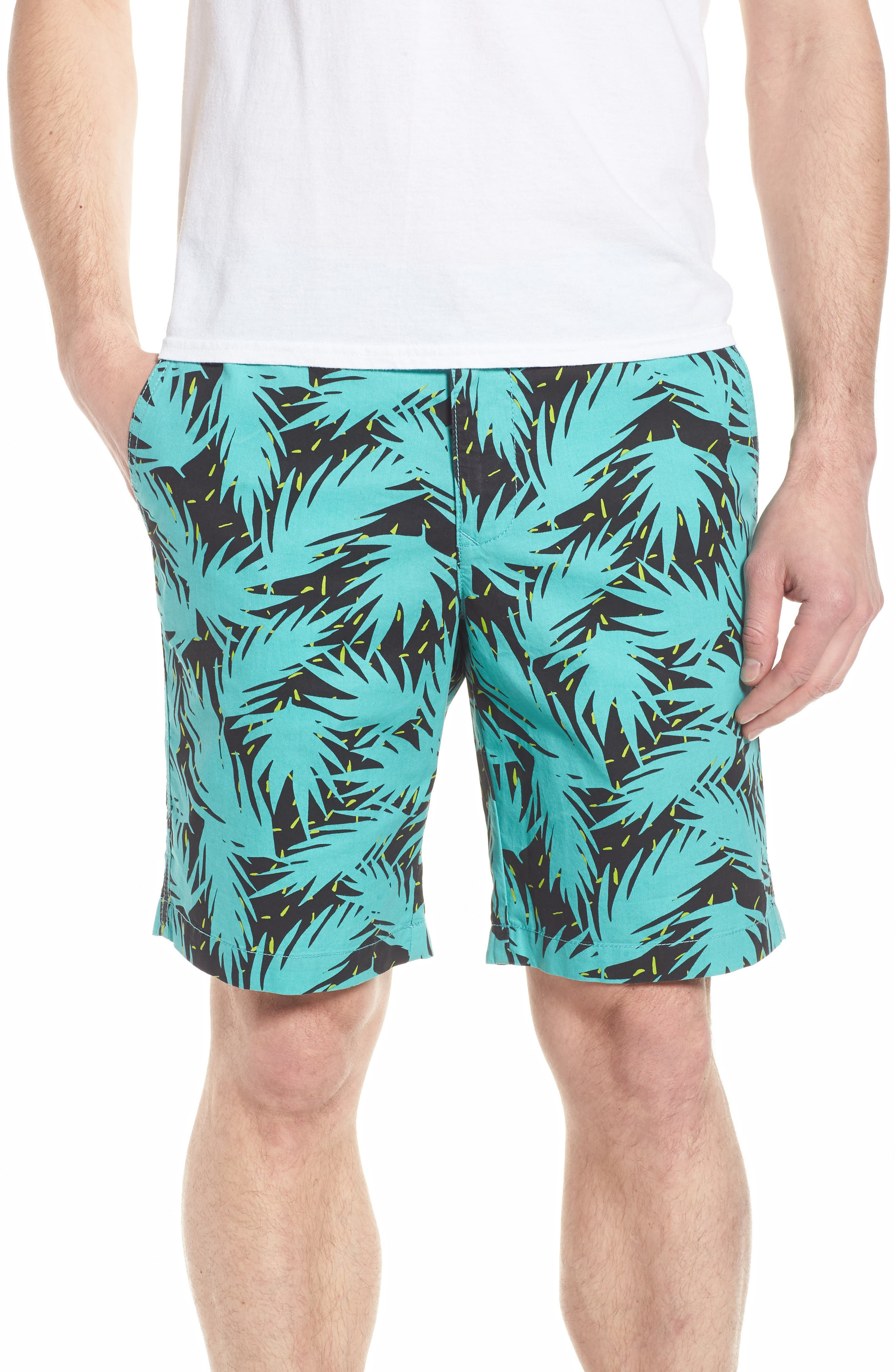 Neo Tropical Shorts,                         Main,                         color, 440