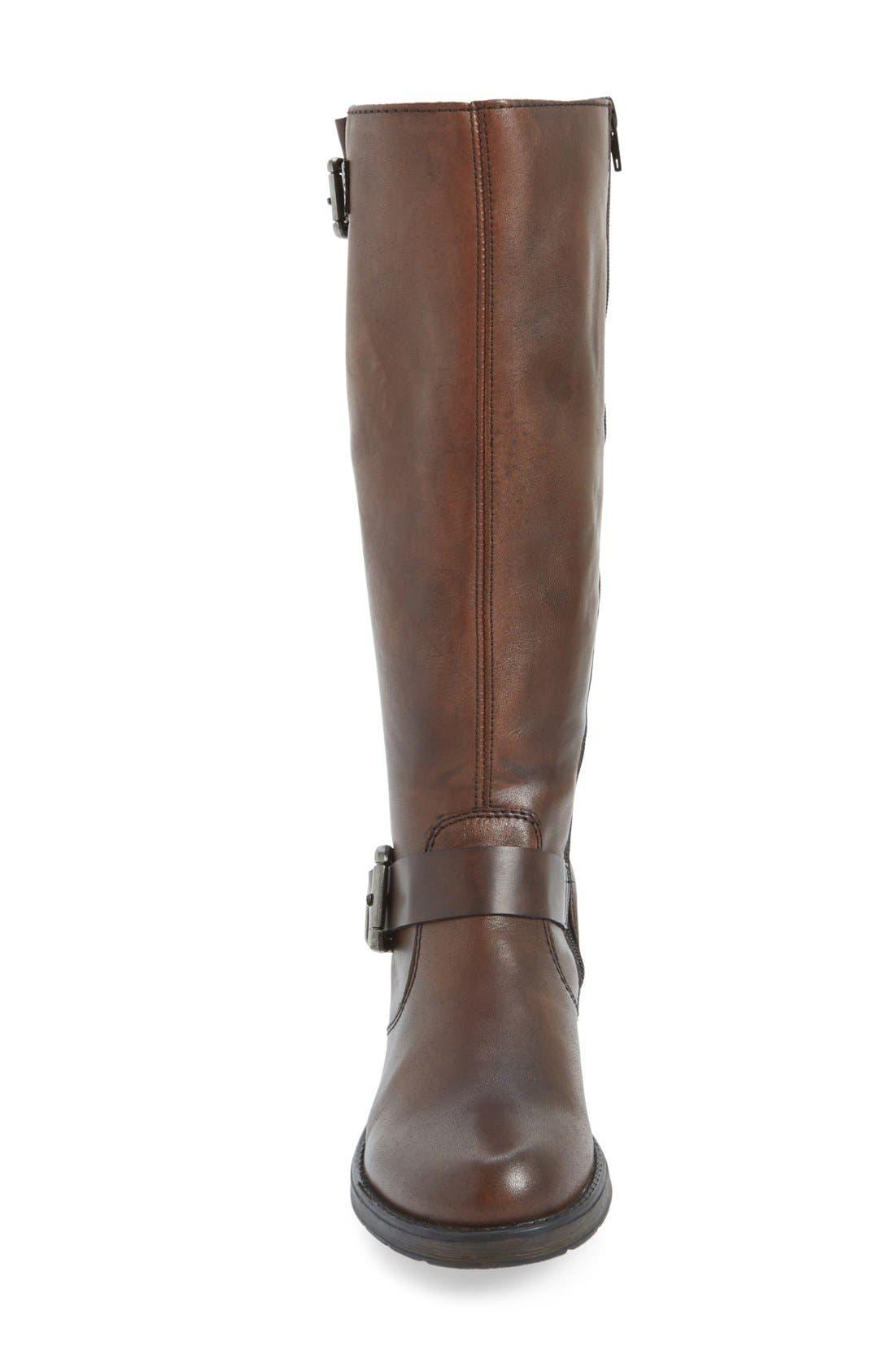 RiekerAntistress 'Faith 80' Tall Boot,                             Alternate thumbnail 3, color,                             209