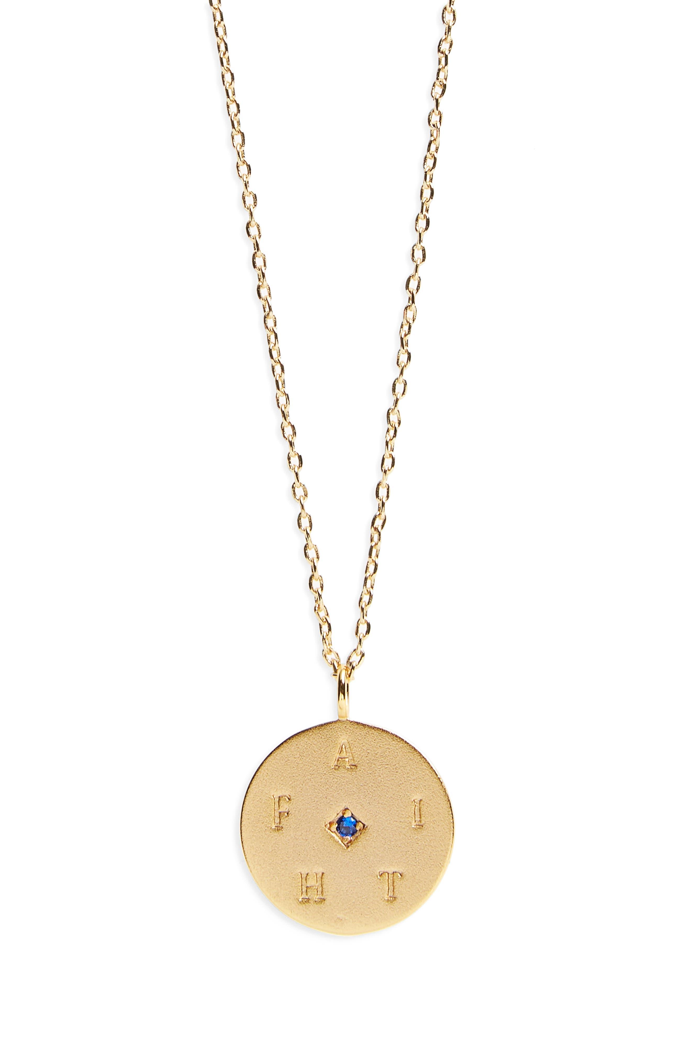 Pendant Necklace,                         Main,                         color, 711