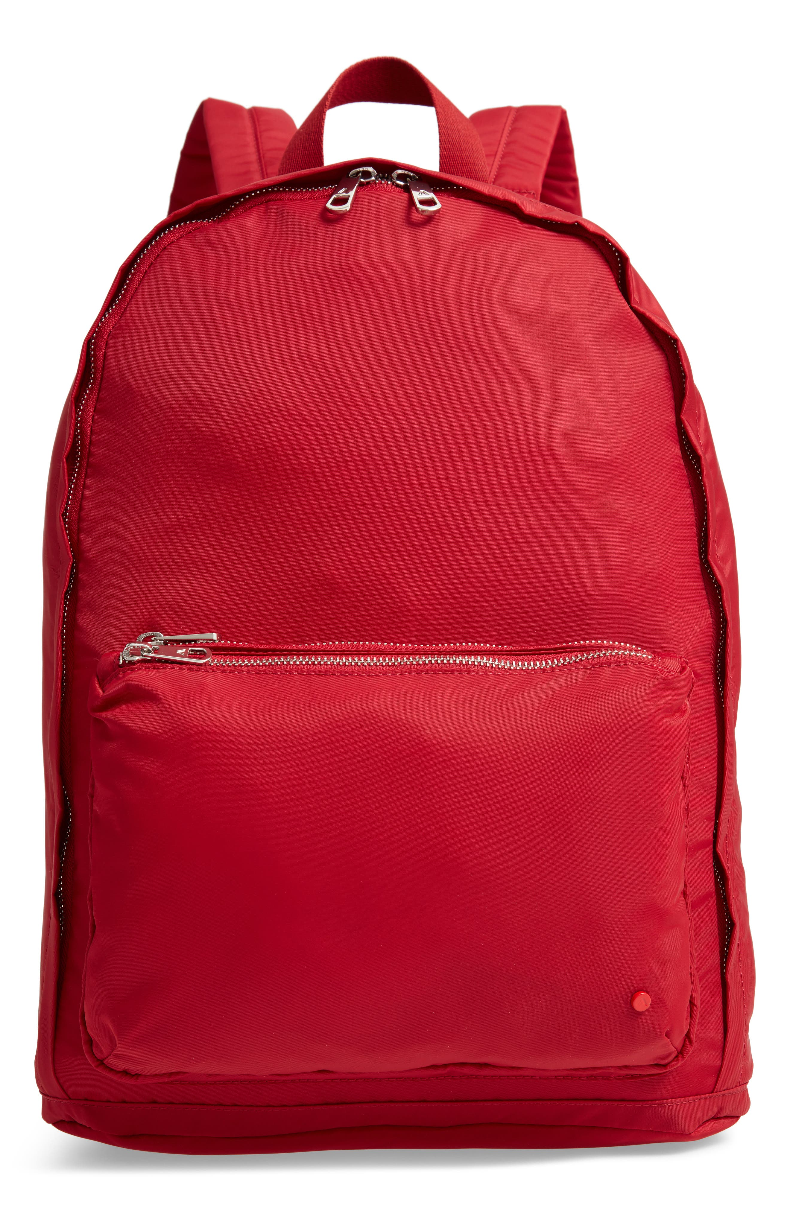 State Bags The Heights Lorimer Backpack - Red