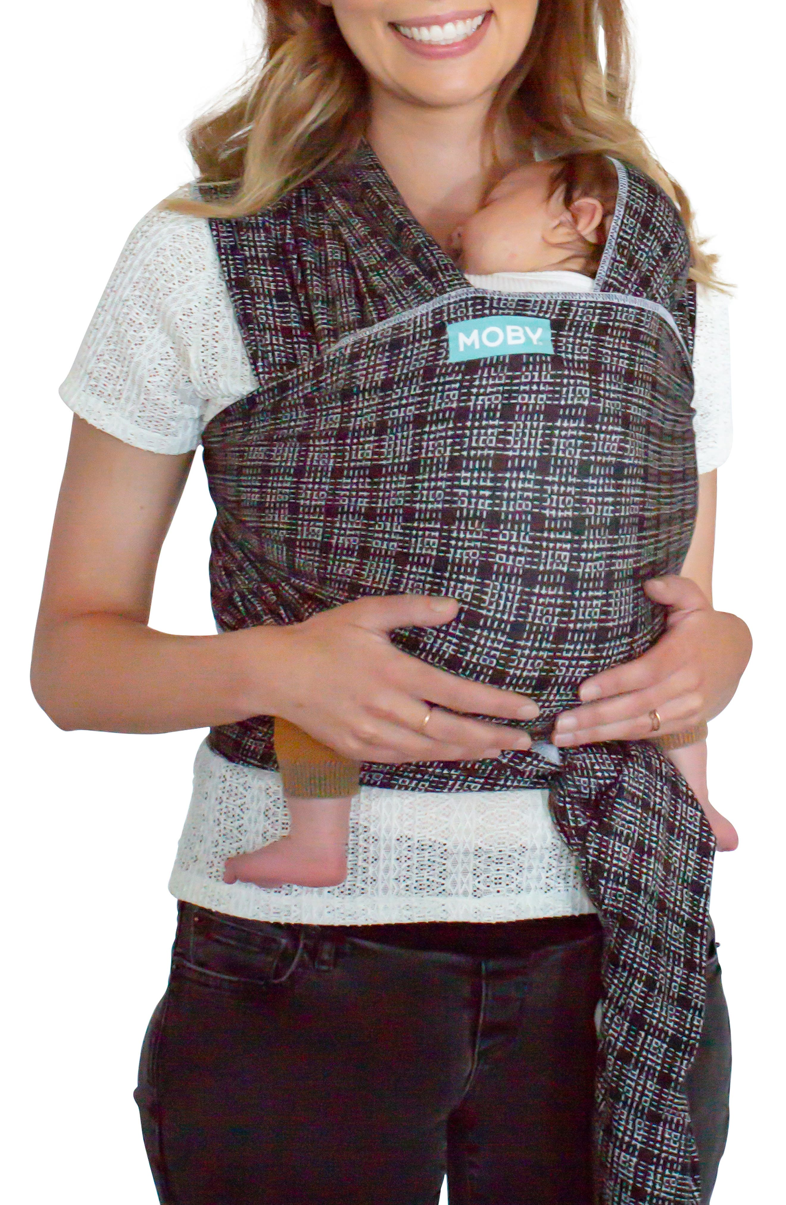 Evolution Baby Carrier,                         Main,                         color, STITCHES