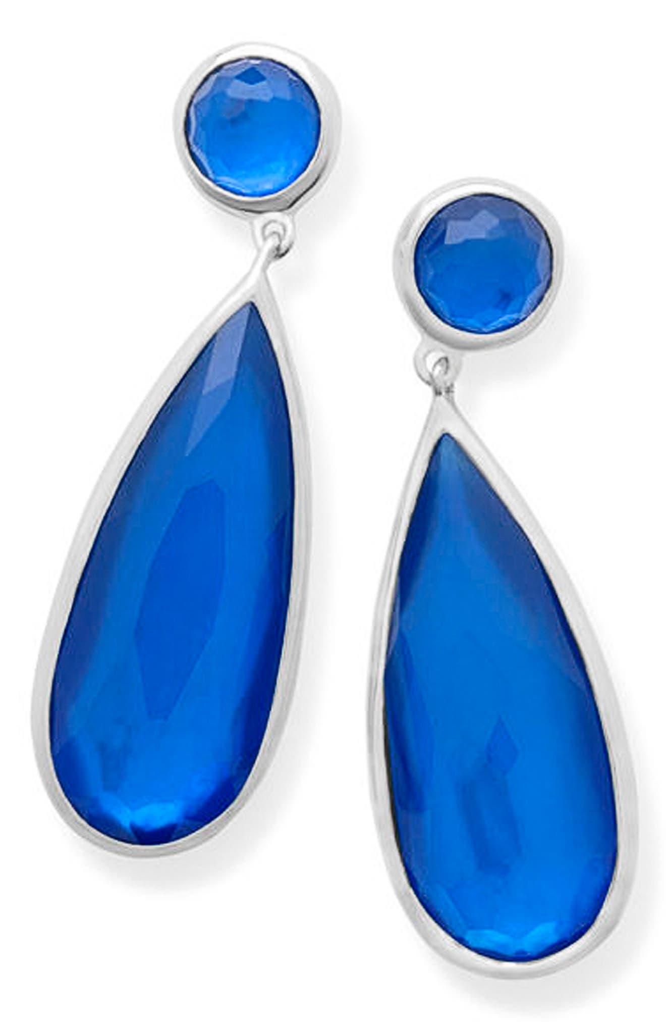 Wonderland Teardrop Earrings,                         Main,                         color, 400