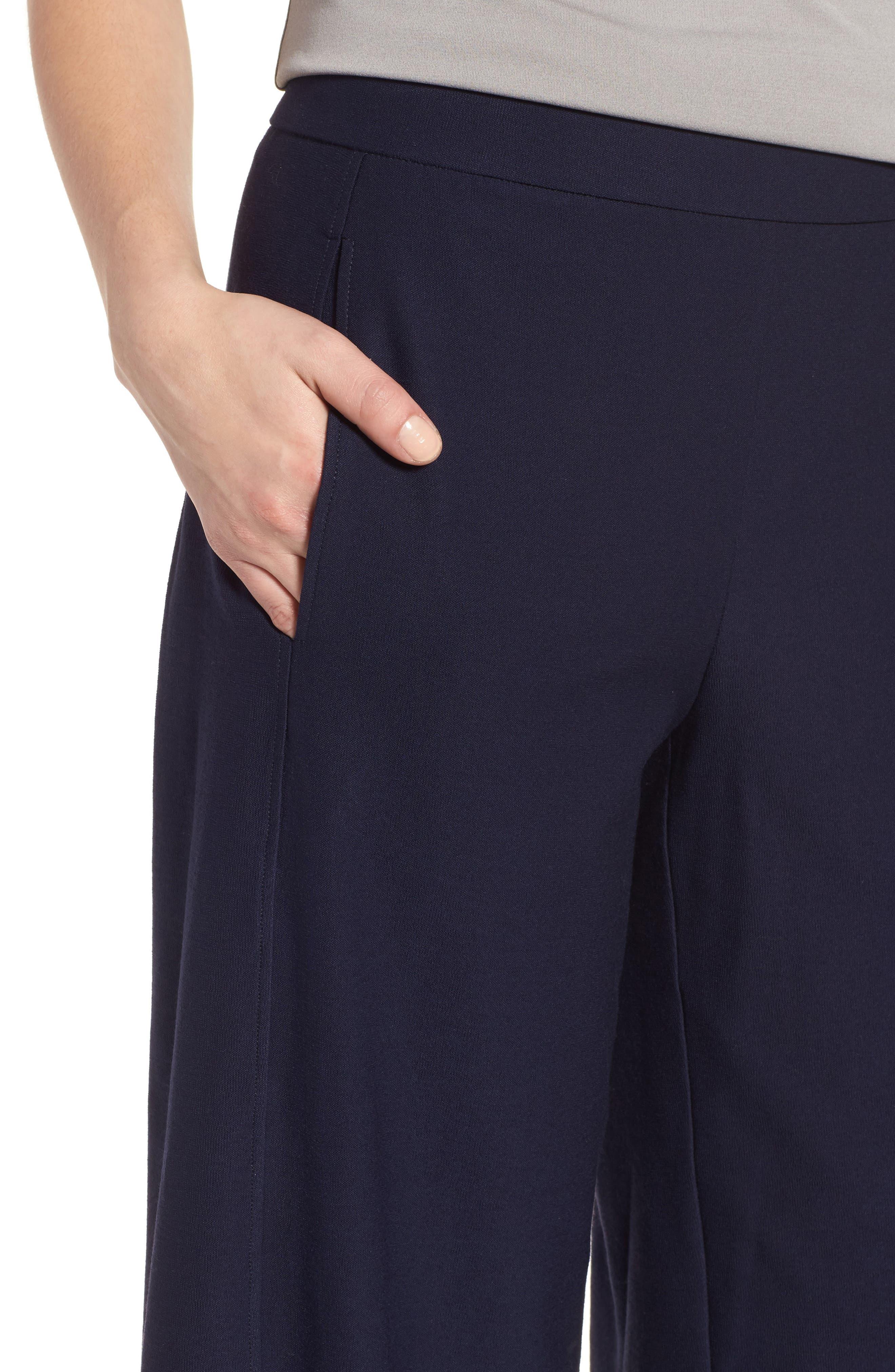 Wide Leg Crop Pants,                             Alternate thumbnail 13, color,
