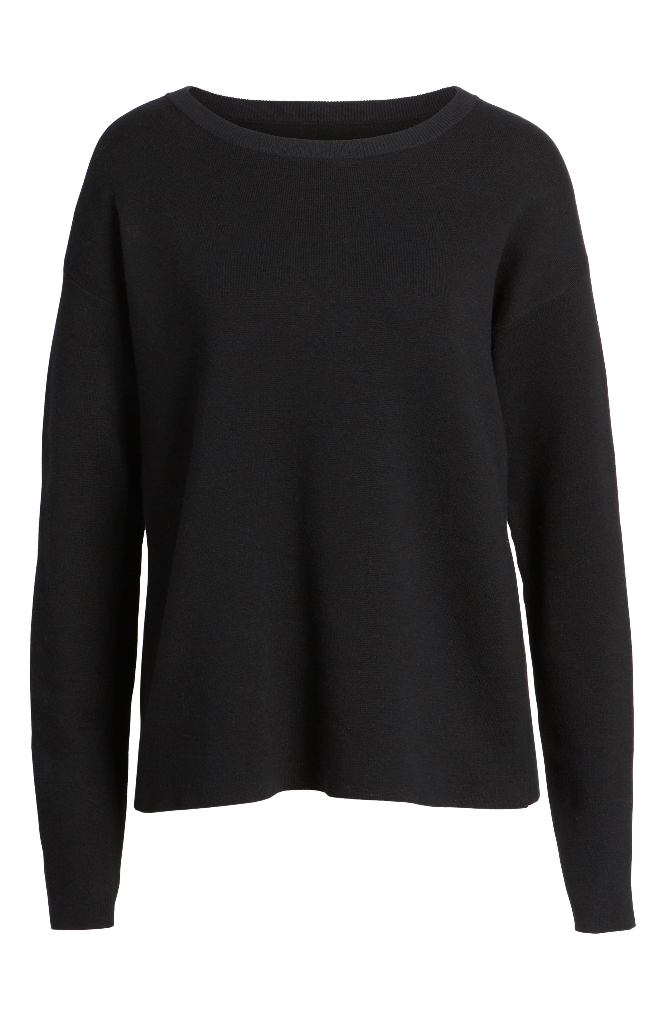 Tie Back Sweater,                             Alternate thumbnail 16, color,