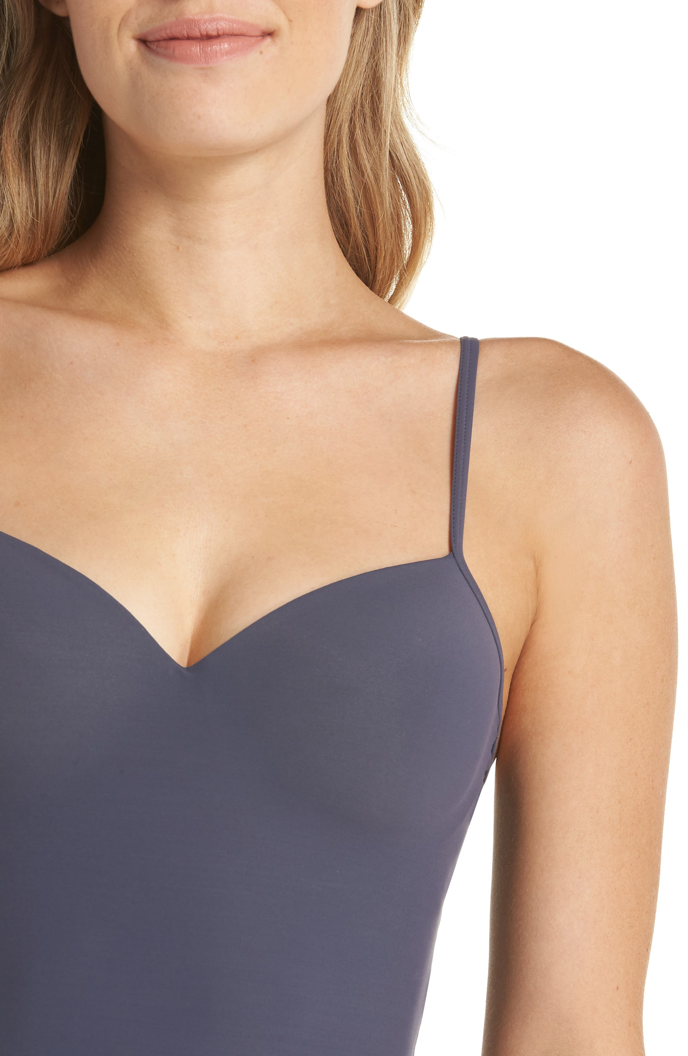 'Allure' Built-In Bra Camisole,                             Alternate thumbnail 27, color,