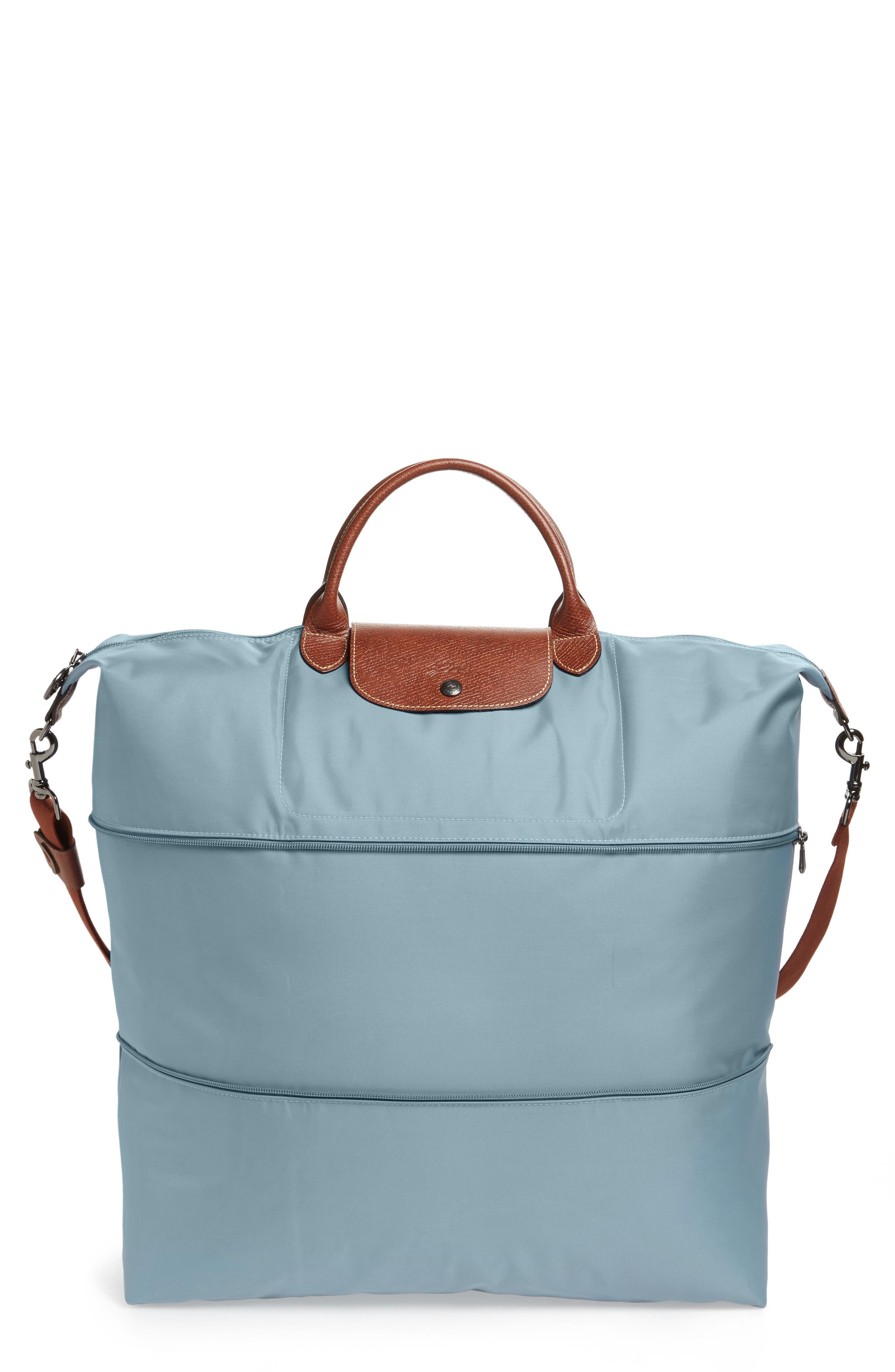 Le Pliage 21-Inch Expandable Travel Bag,                             Main thumbnail 1, color,                             ARTICO