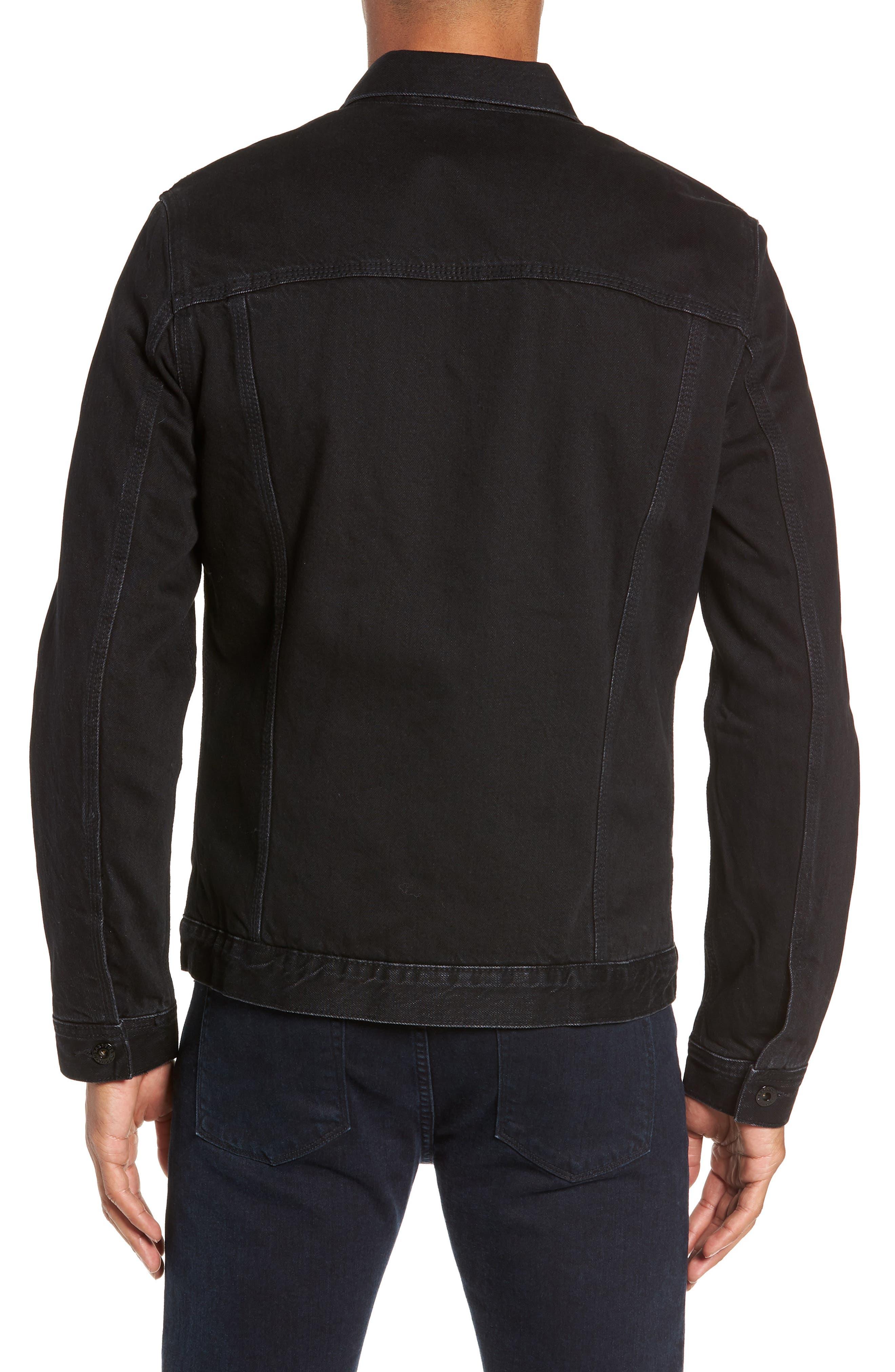 International Nimbus Denim Jacket,                             Alternate thumbnail 2, color,                             001