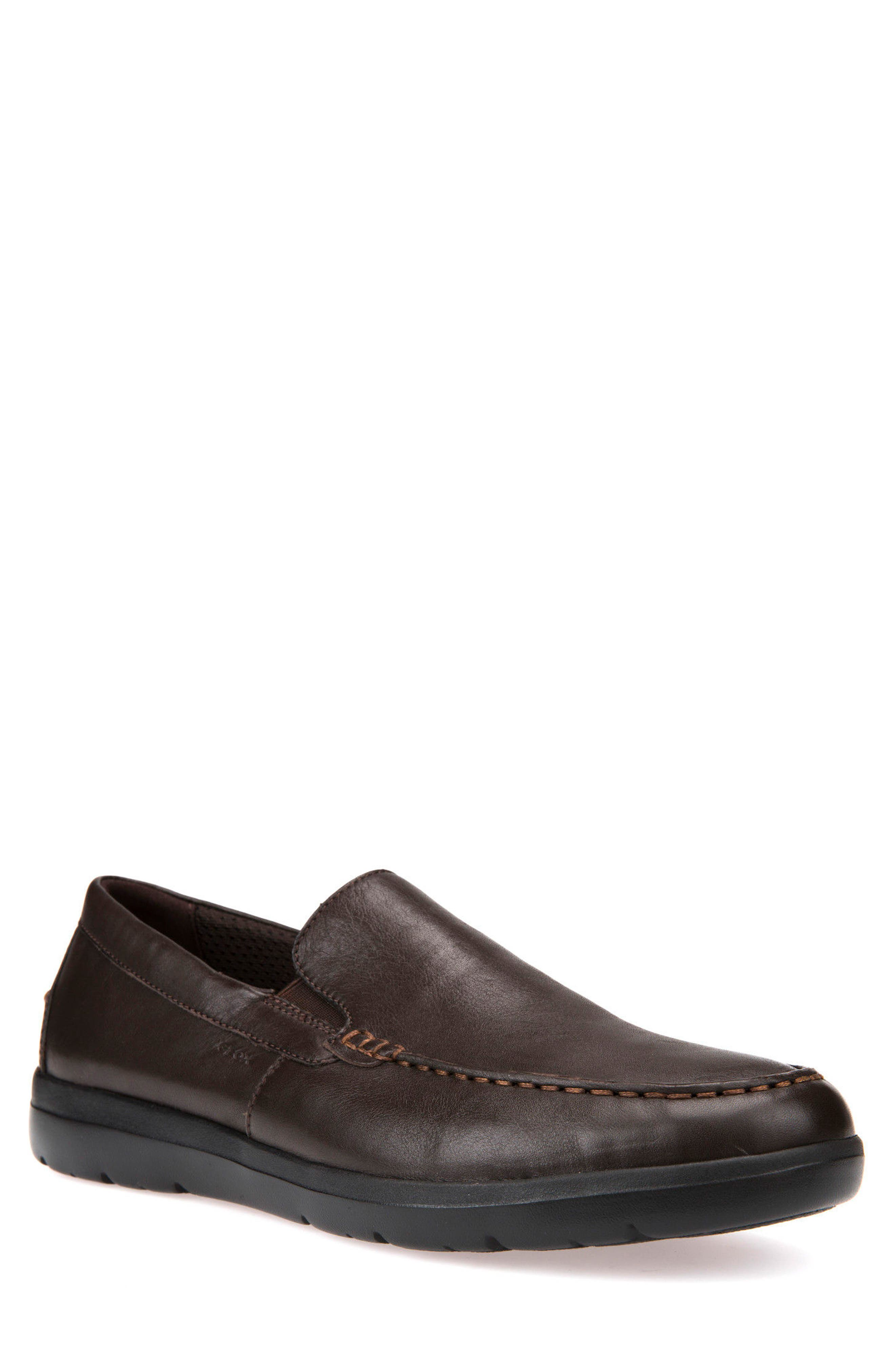 Leitan Loafer,                             Main thumbnail 1, color,                             COFFEE