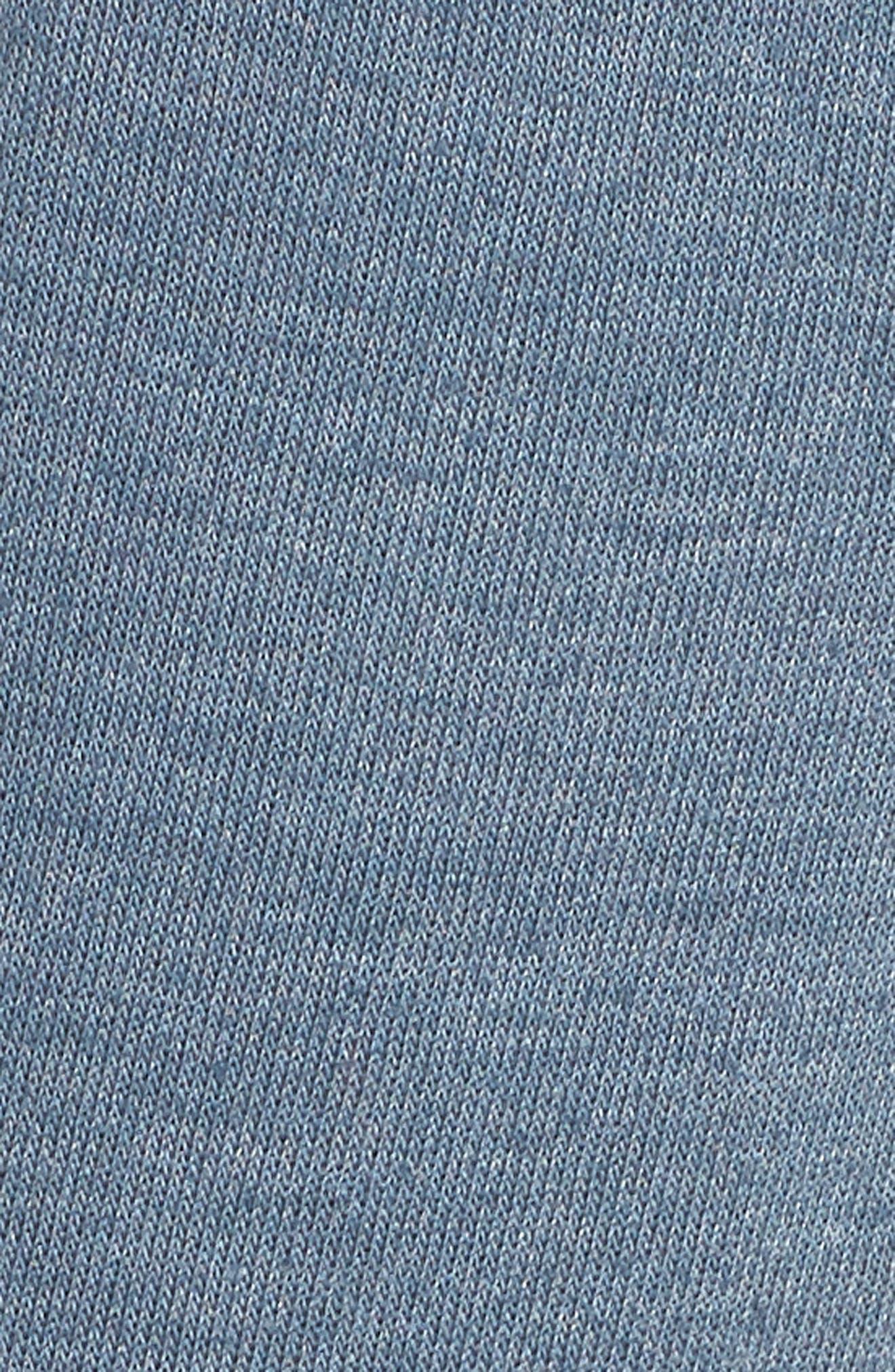Moto Sweatpants,                             Alternate thumbnail 6, color,                             SLATE