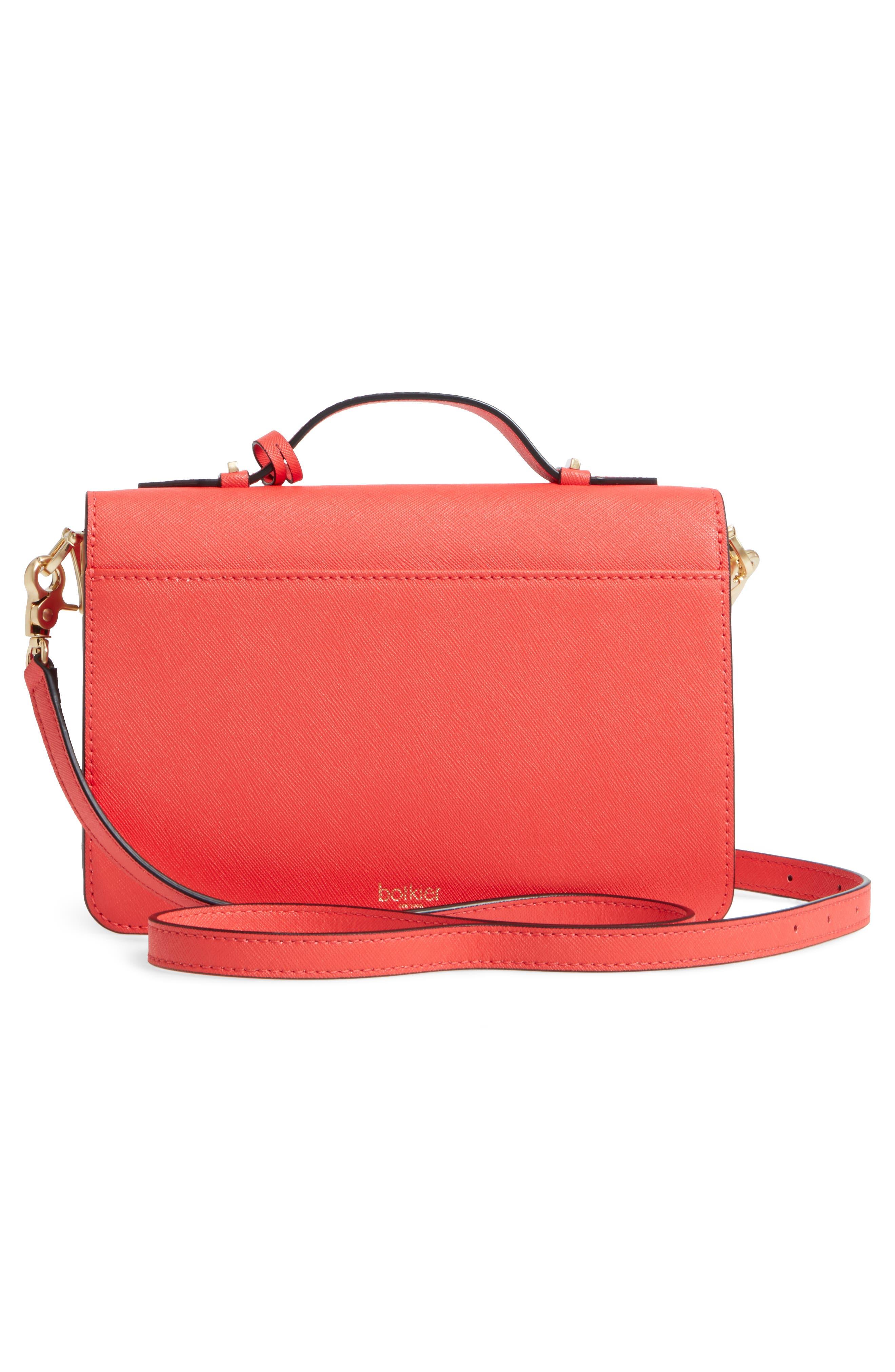 Cobble Hill Leather Crossbody Bag,                             Alternate thumbnail 91, color,