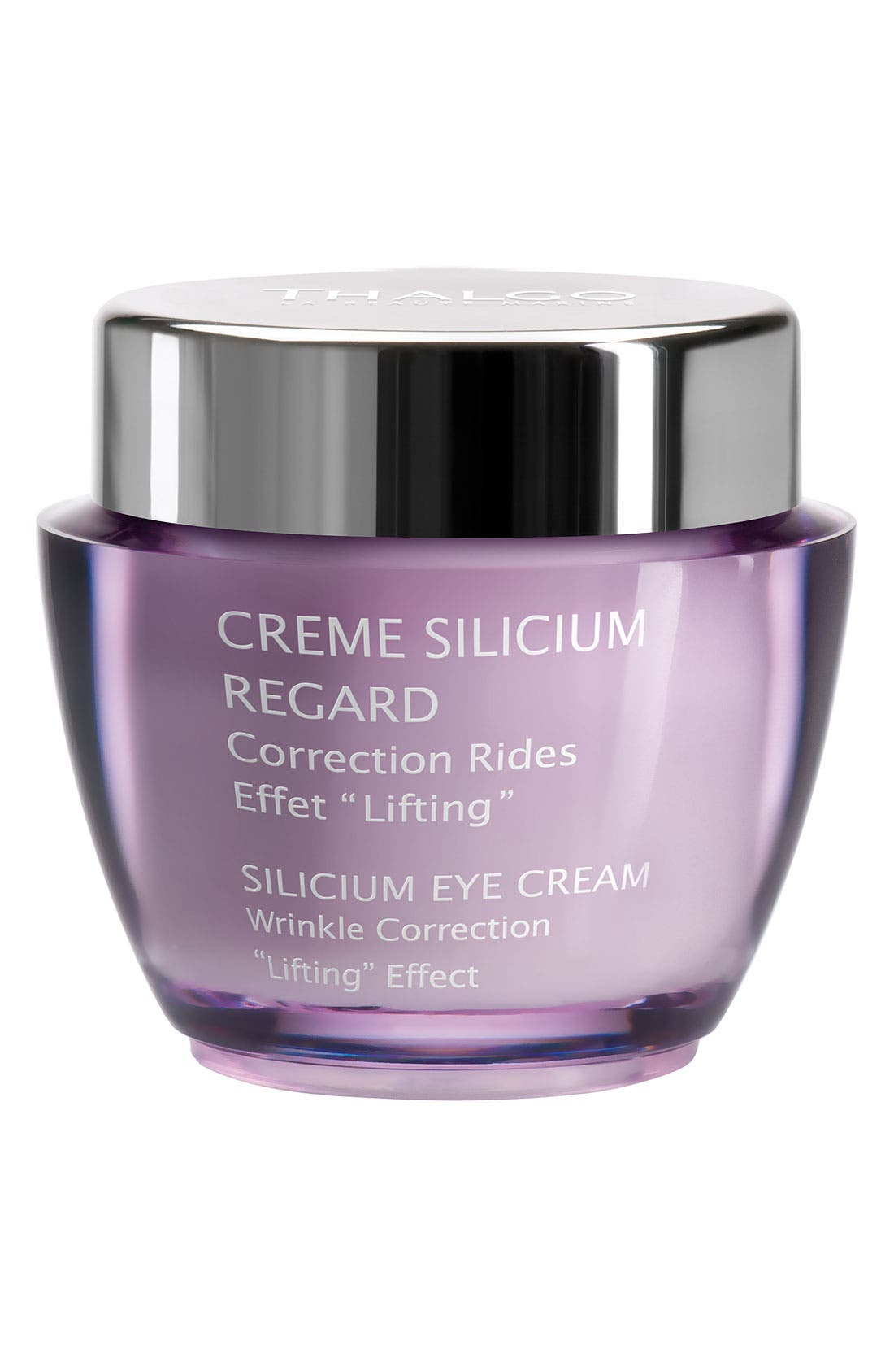 Silicium Eye Cream,                         Main,                         color, 000