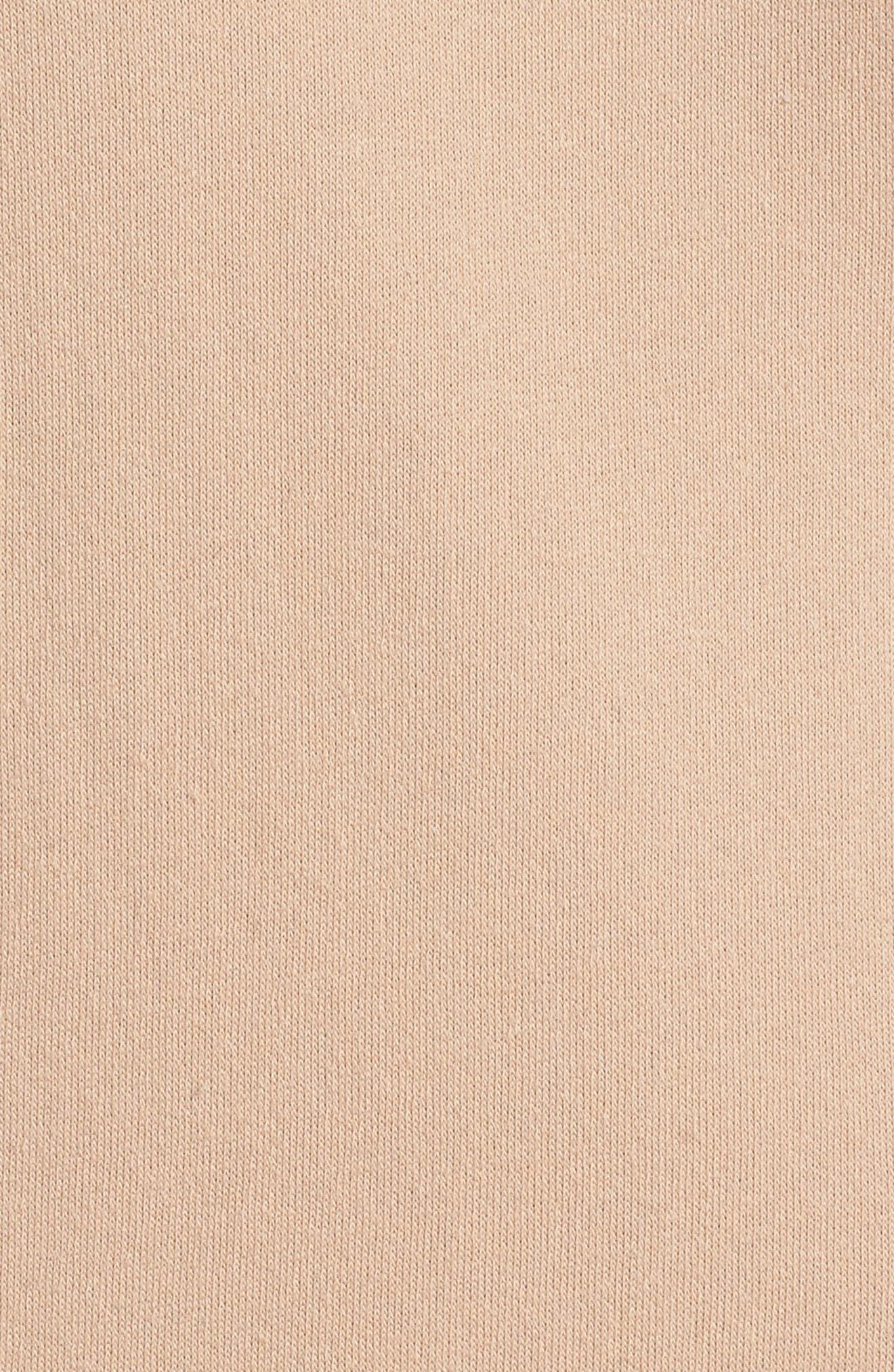 Ruffle Sweatshirt,                             Alternate thumbnail 5, color,