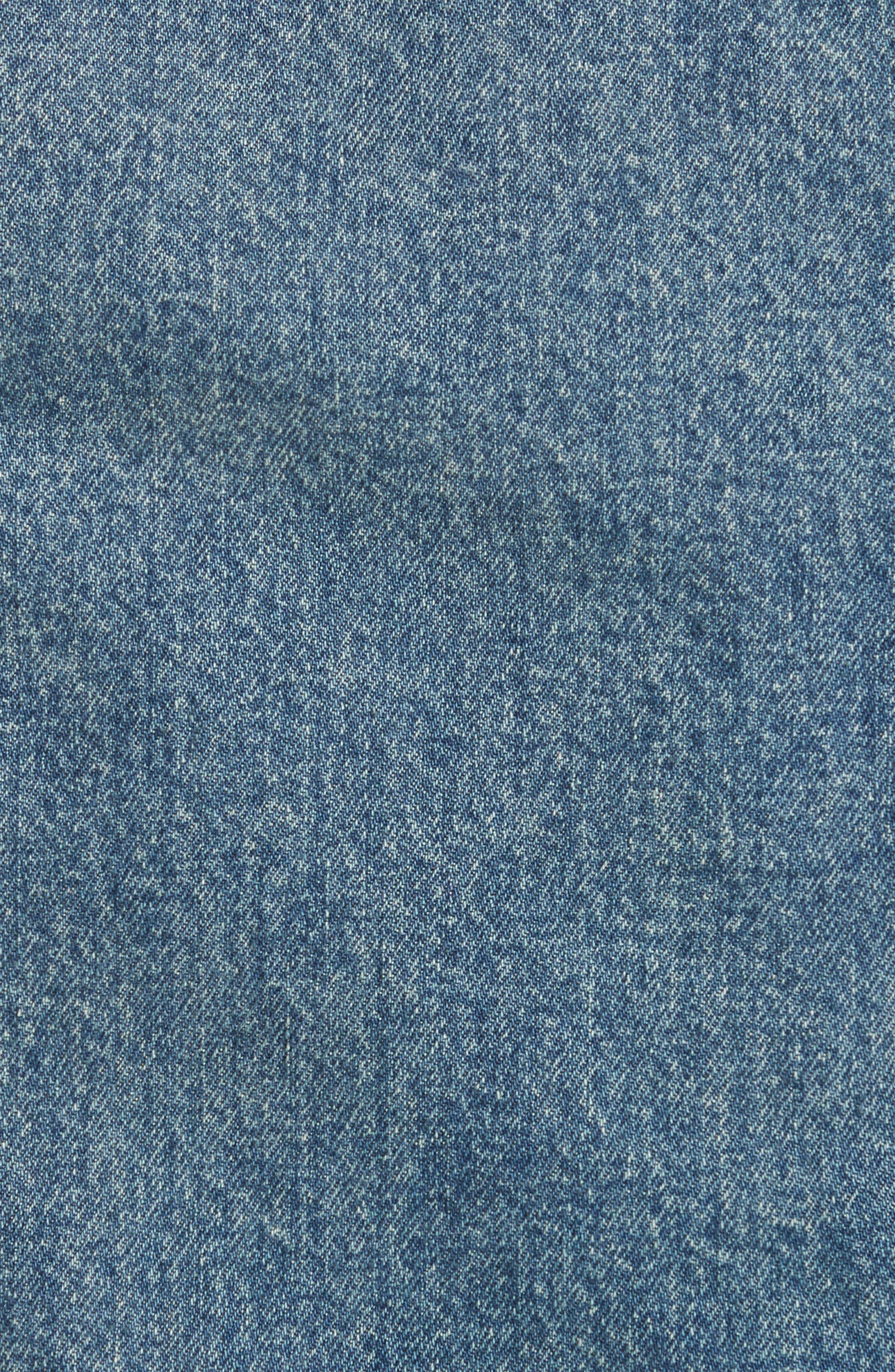 Reversible 87 Denim Jacket,                             Alternate thumbnail 6, color,                             484