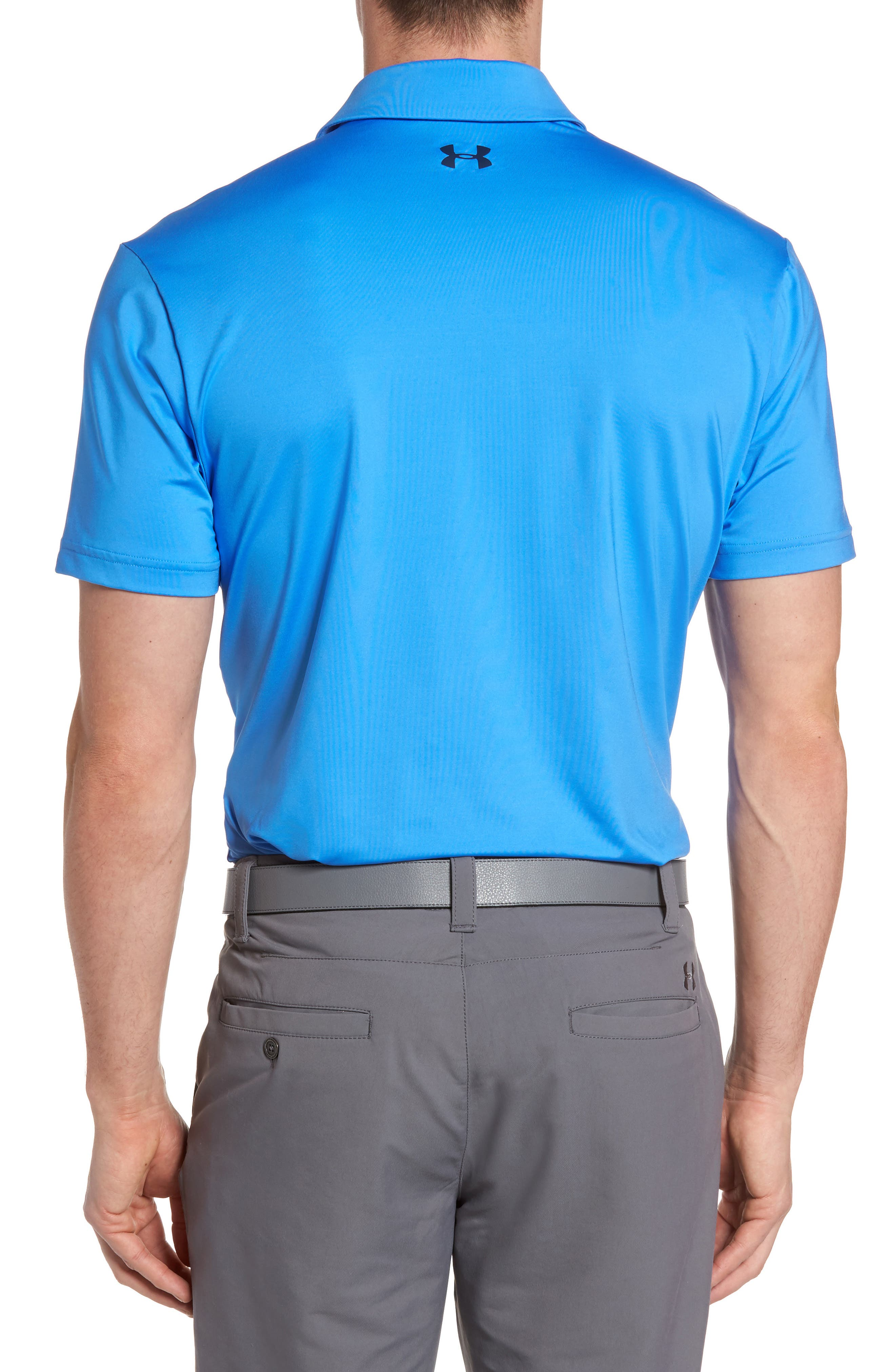'Playoff' Loose Fit Short Sleeve Polo,                             Alternate thumbnail 99, color,
