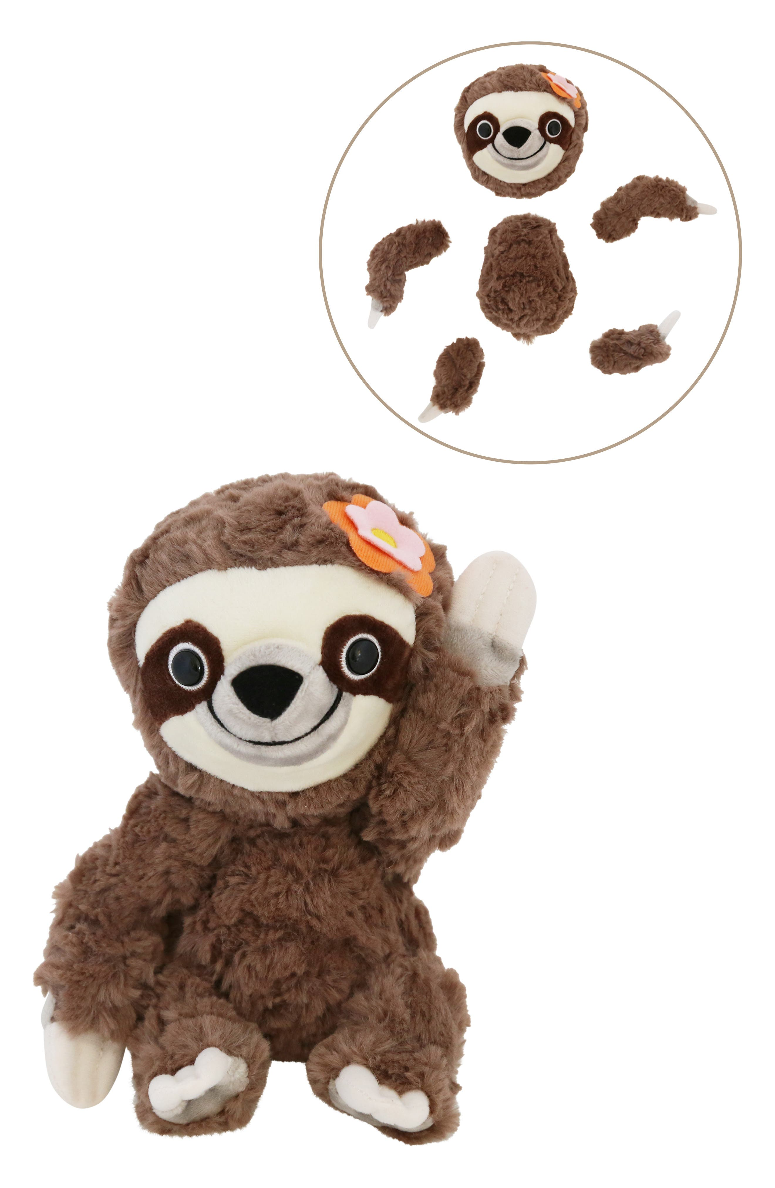 Animoodles Hazel Sloth Magnetic Stuffed Animal