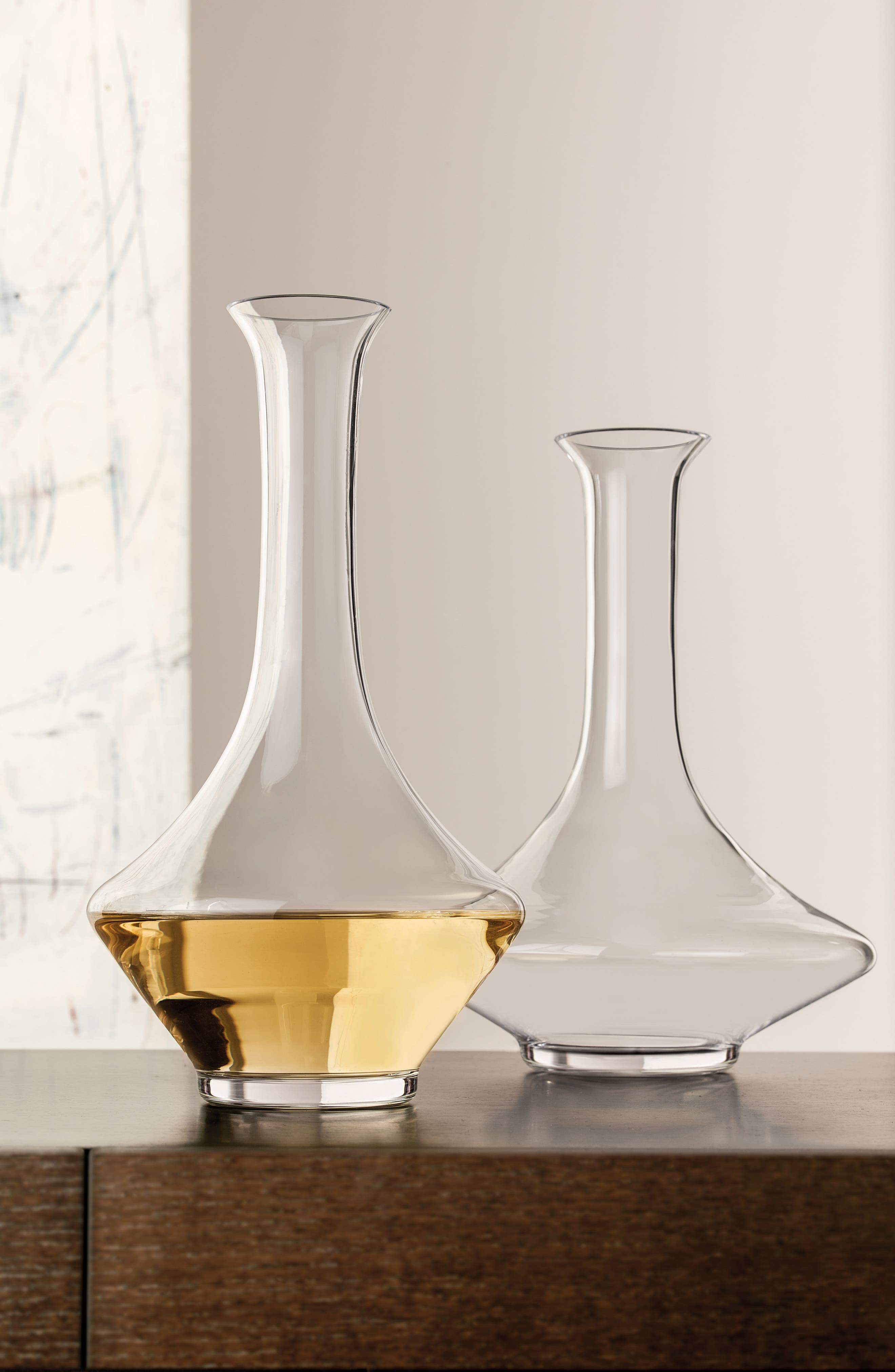 Red Wine Decanter,                             Alternate thumbnail 2, color,