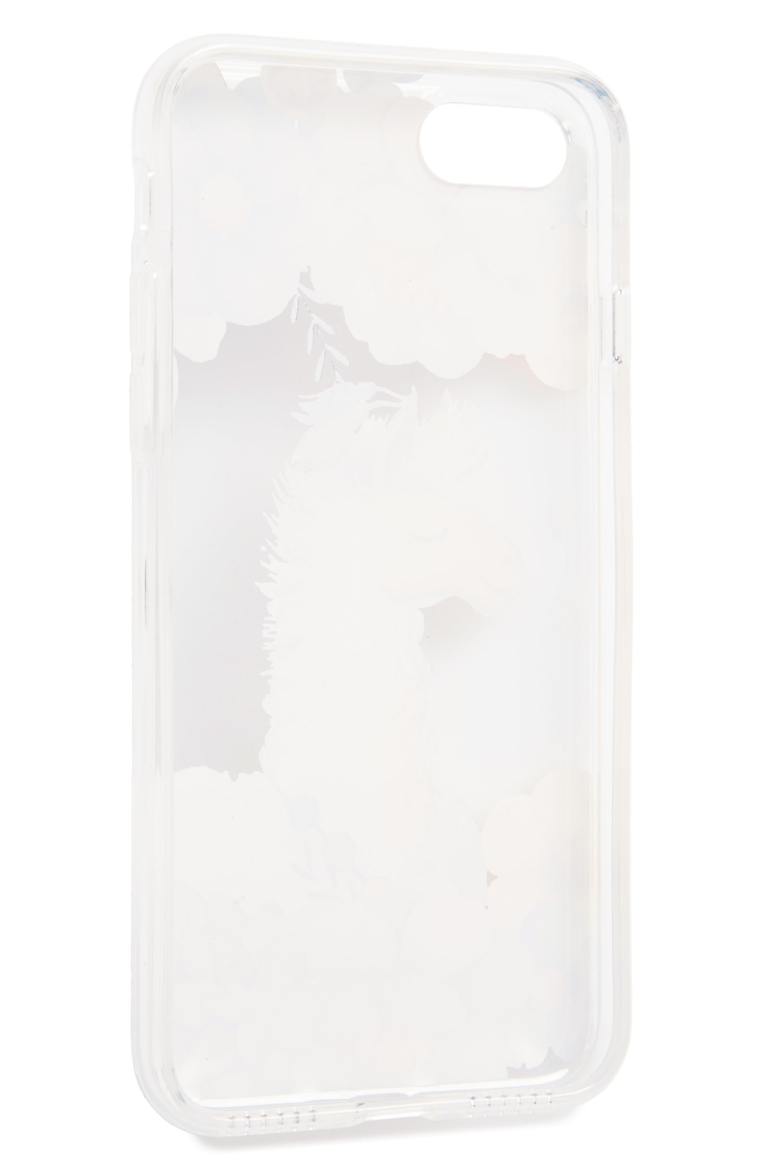 Llama iPhone 7 Case,                             Alternate thumbnail 2, color,                             100