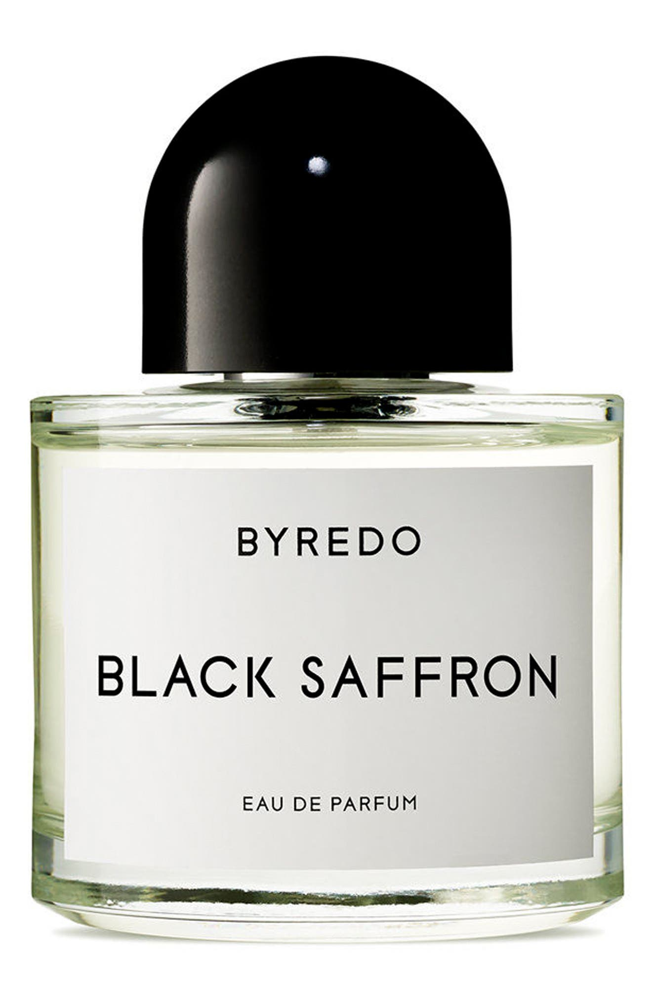 Black Saffron Eau de Parfum,                             Main thumbnail 1, color,                             NO COLOR