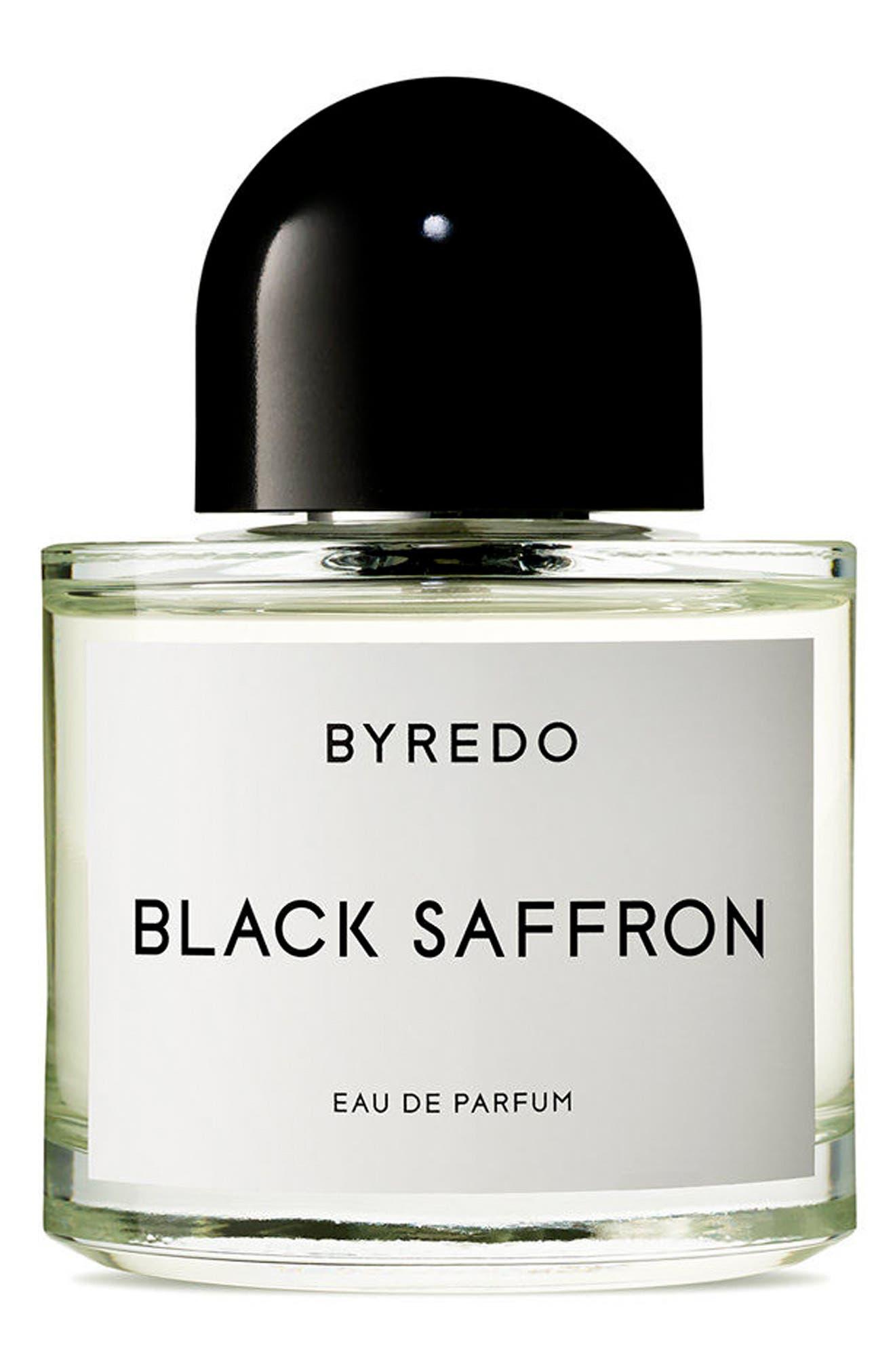 Black Saffron Eau de Parfum,                         Main,                         color, NO COLOR