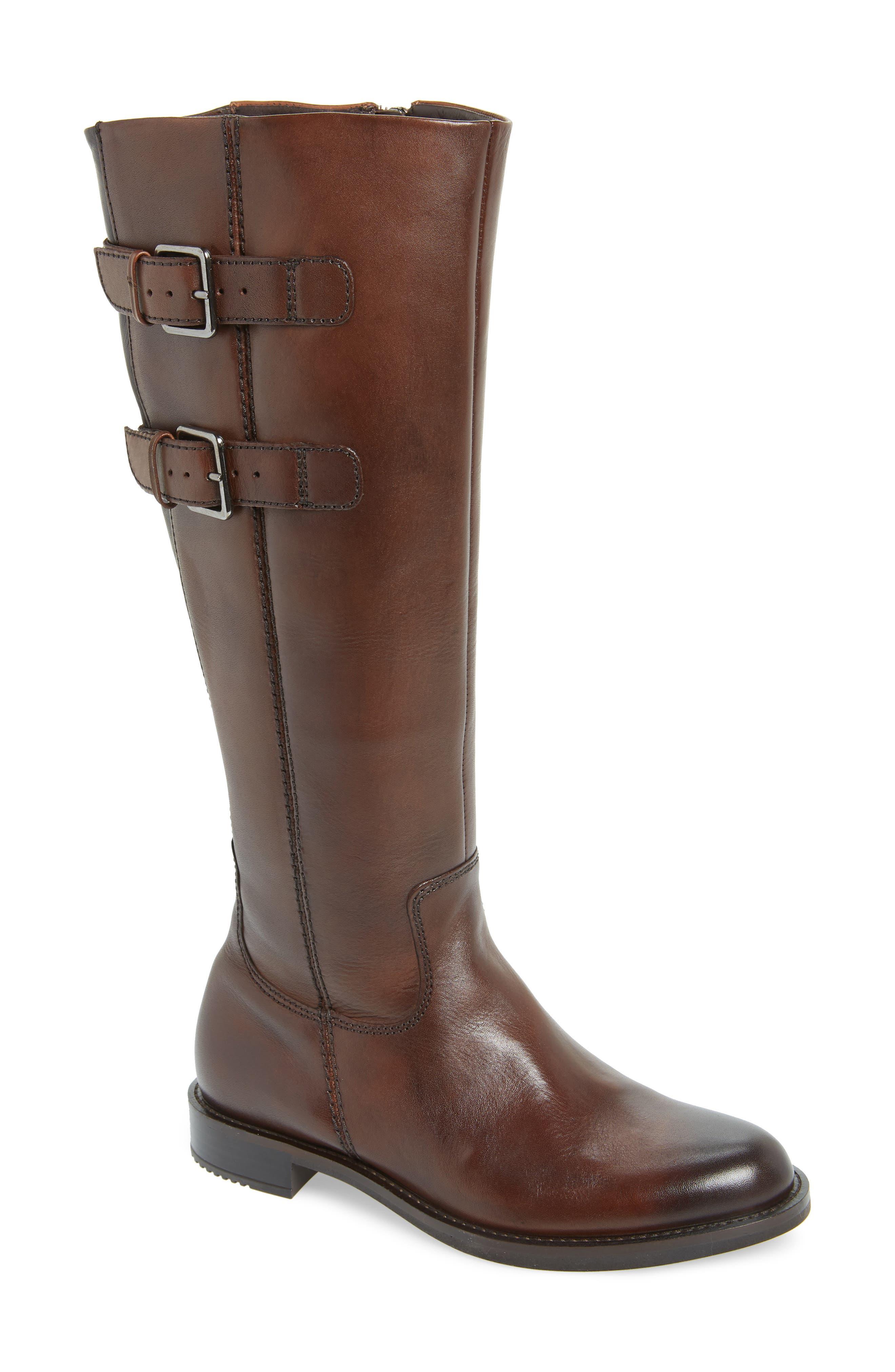 Shape 25 Tall Buckle Boot,                             Main thumbnail 1, color,