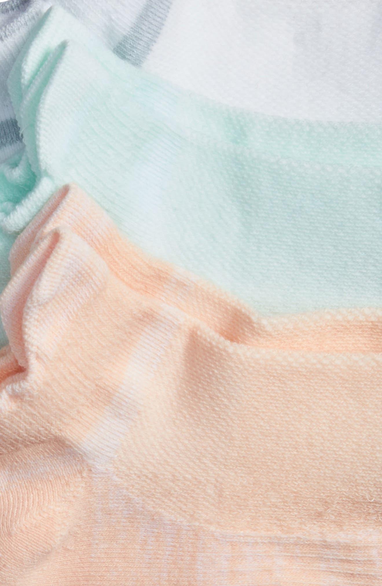 3-Pack Running Socks,                             Alternate thumbnail 2, color,                             445