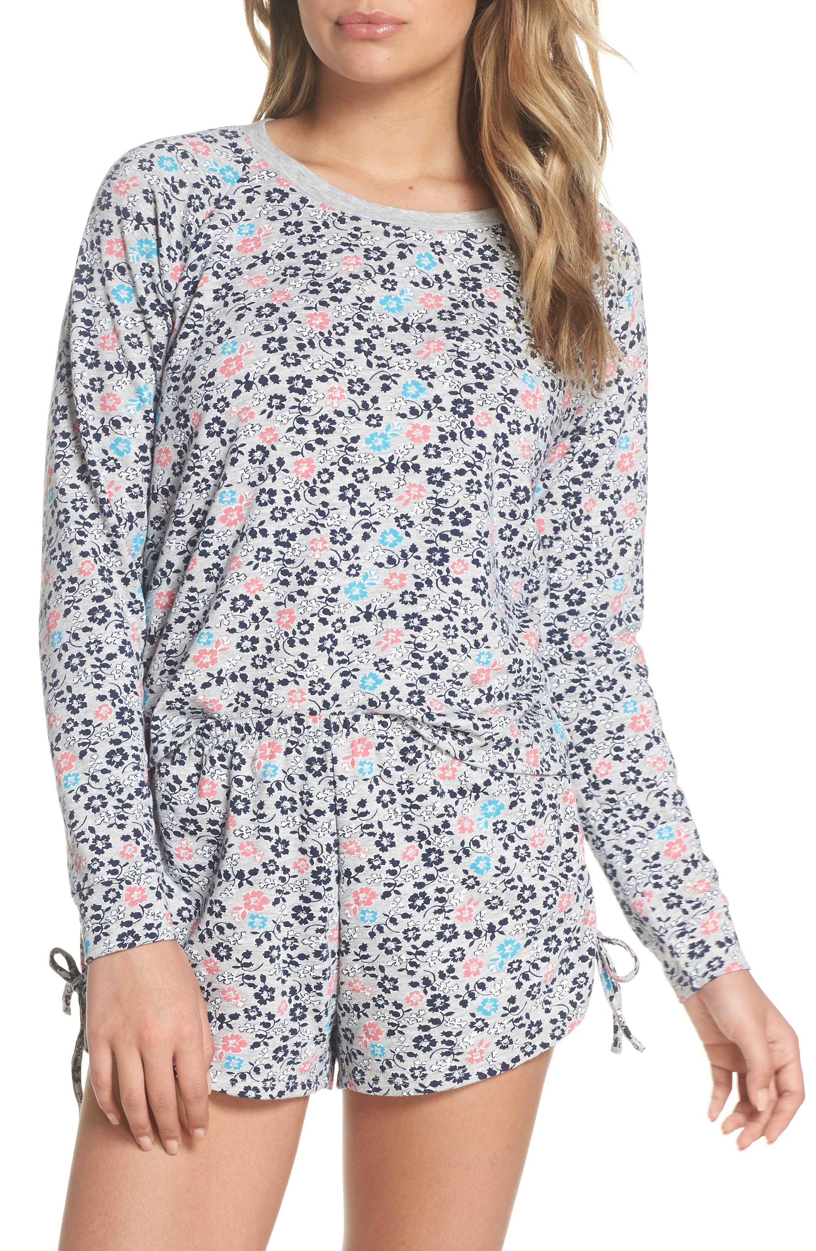 Short Pajamas,                             Main thumbnail 1, color,                             030