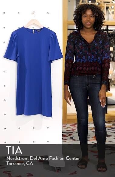 Anya Shift Dress, sales video thumbnail