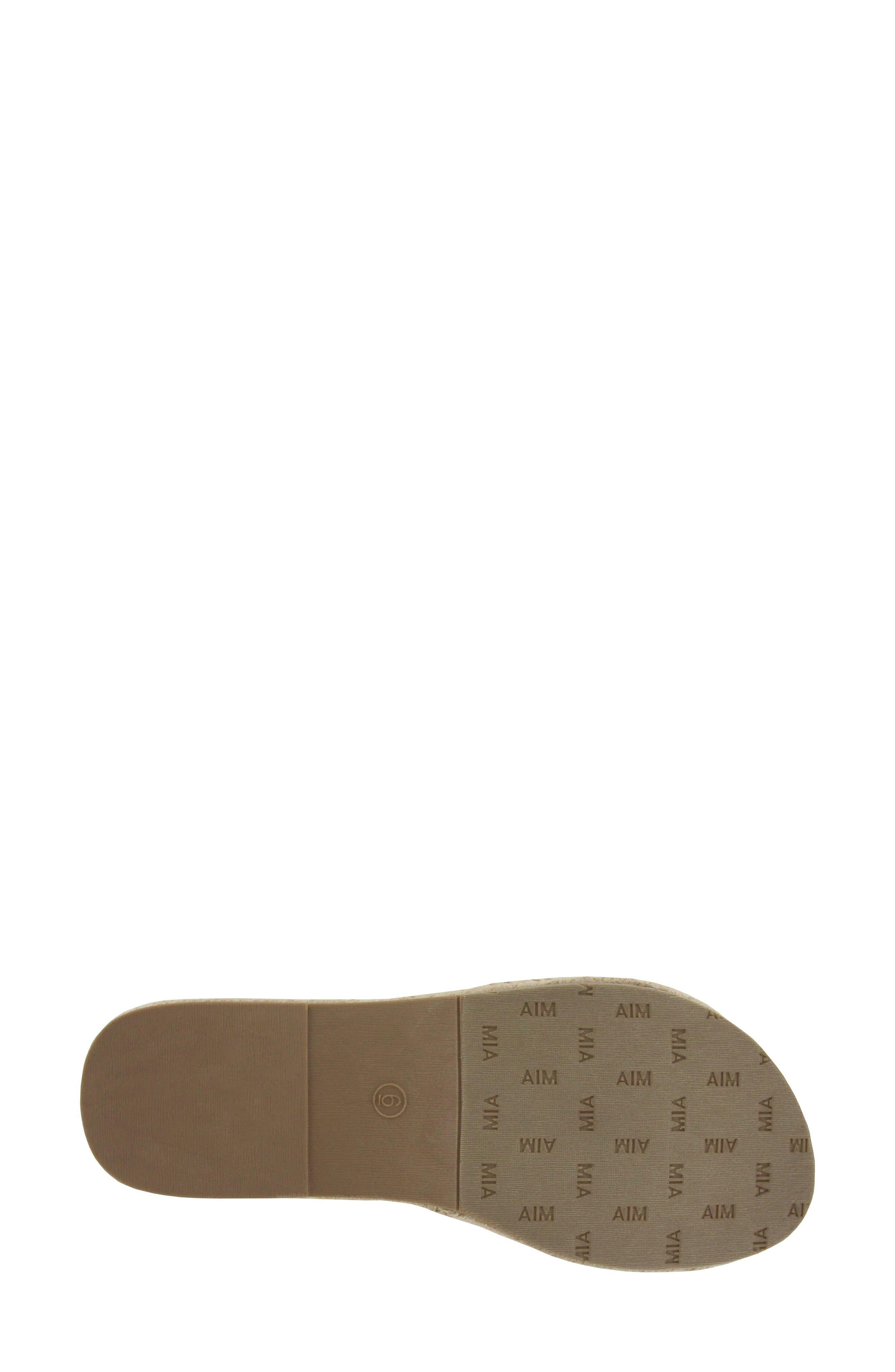 Kensi Knotted Slide Sandal,                             Alternate thumbnail 21, color,