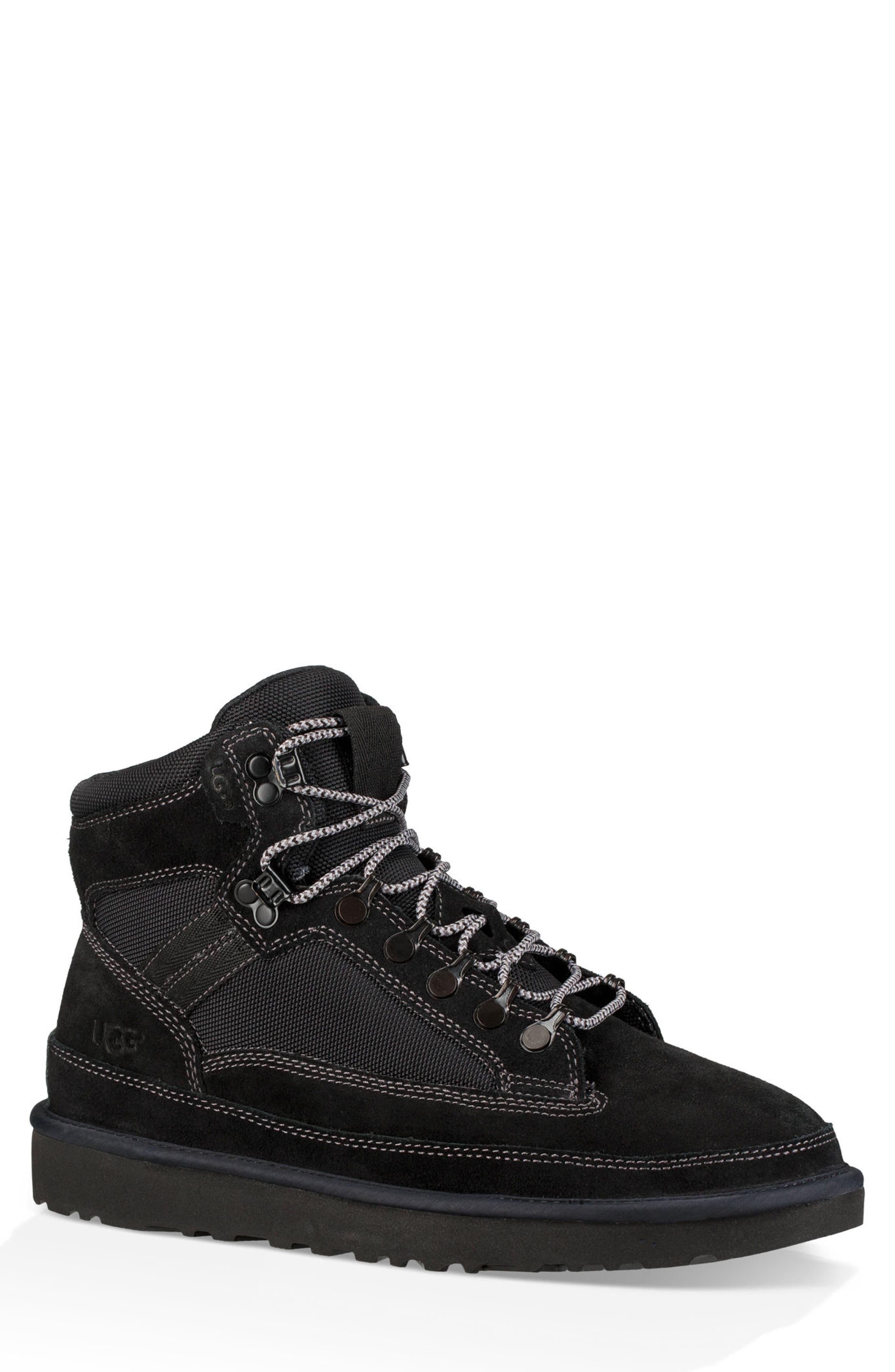 Ugg Highland Hiker Boot, Black